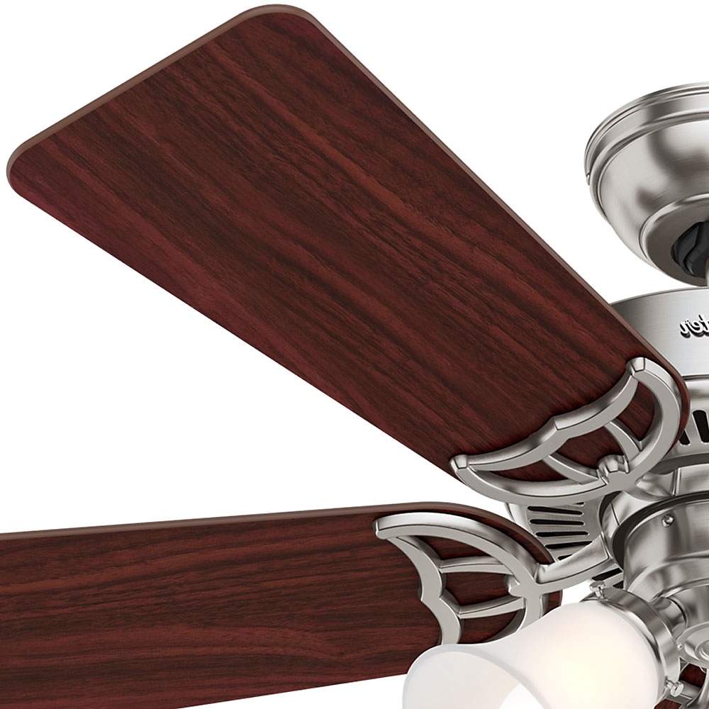 """2019 Southern Breeze 5 Blade Ceiling Fans With Regard To Hunter 51011 42"""" 5 Blade Southern Breeze® Ceiling Fan (View 18 of 20)"""