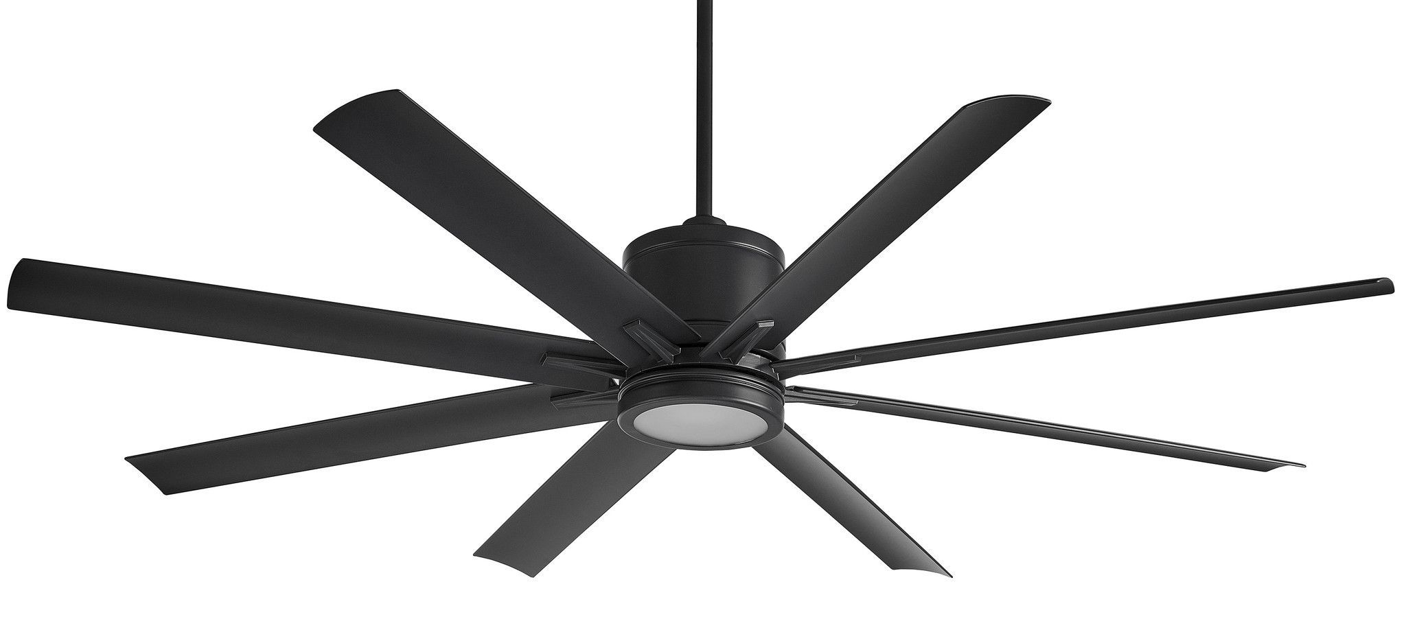 2020 Levon 8 Blade Ceiling Fans In Create An Aesthetic Statement With The Vantage Ceiling Fan's (View 6 of 20)