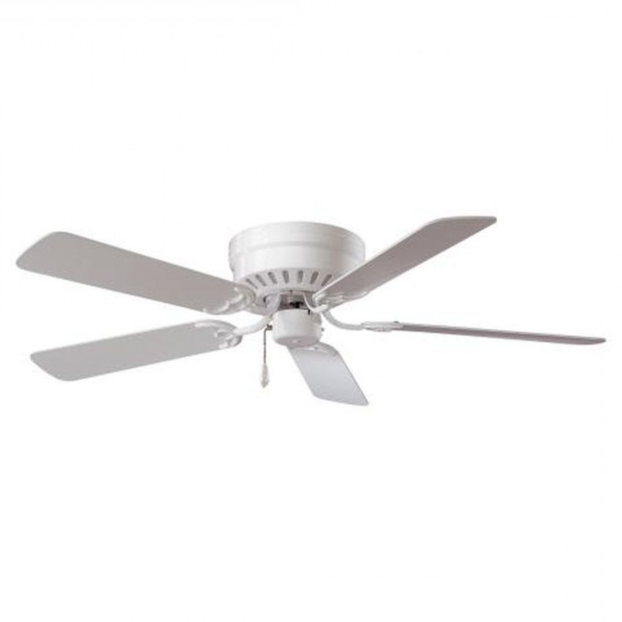 2020 Mesa 5 Blade Ceiling Fans Pertaining To Minka Aire F565 Wh Mesa 52 Inch Ceiling Fan In White With 5 White Blade (View 6 of 20)