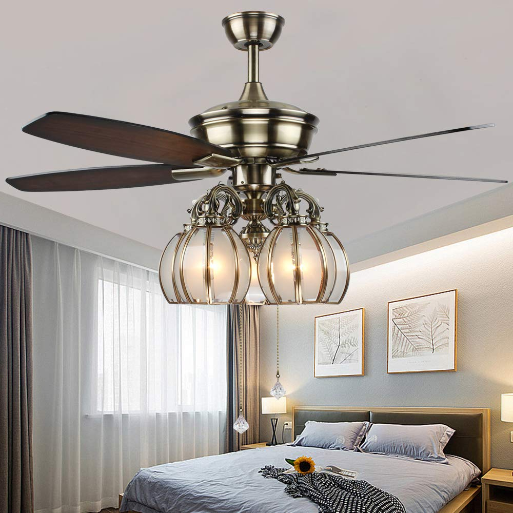 2020 Sheyla 5 Blade Led Ceiling Fans Inside Ceiling : Excelentng Room Ceiling Fans With Lights Picture (View 15 of 20)