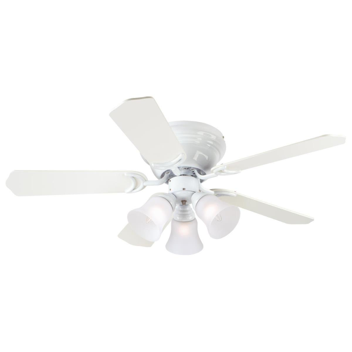 """42"""" Rosenblatt 5 Blade Ceiling Fan With Regard To Widely Used Cerro 5 Blade Ceiling Fans (View 2 of 20)"""