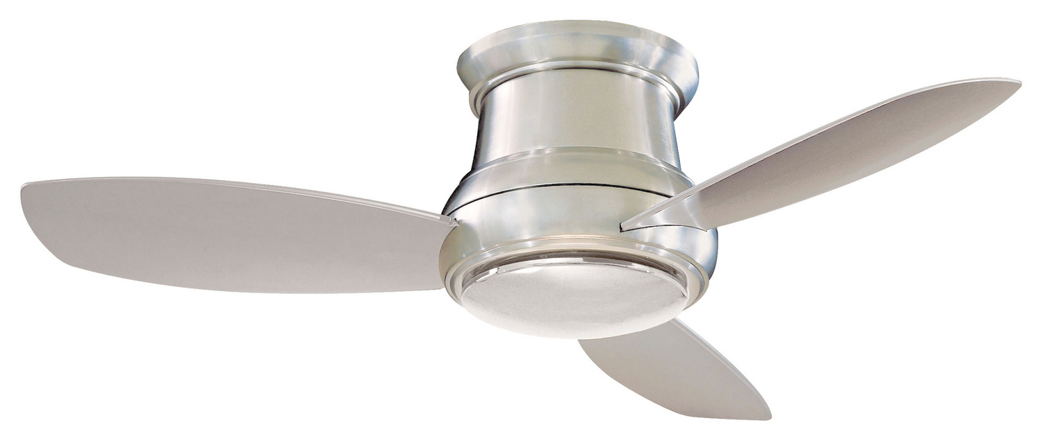 "44""ceiling Fan For Fashionable Concept 3 Blade Led Ceiling Fans (View 2 of 20)"