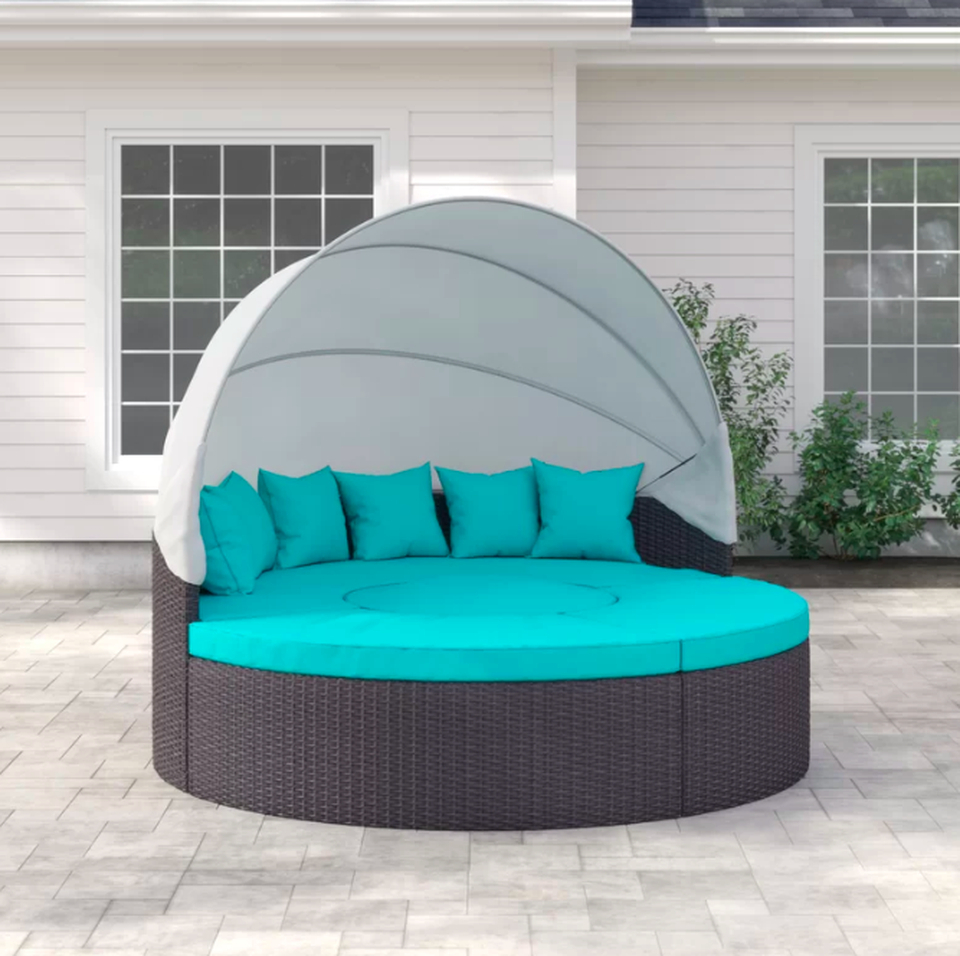 [%50% Off Patio Furniture Sales For Labor Day You Can't Afford In Popular Purington Circular Patio Sectionals With Cushions|Purington Circular Patio Sectionals With Cushions Within Favorite 50% Off Patio Furniture Sales For Labor Day You Can't Afford|Latest Purington Circular Patio Sectionals With Cushions Inside 50% Off Patio Furniture Sales For Labor Day You Can't Afford|Most Popular 50% Off Patio Furniture Sales For Labor Day You Can't Afford For Purington Circular Patio Sectionals With Cushions%] (View 1 of 20)