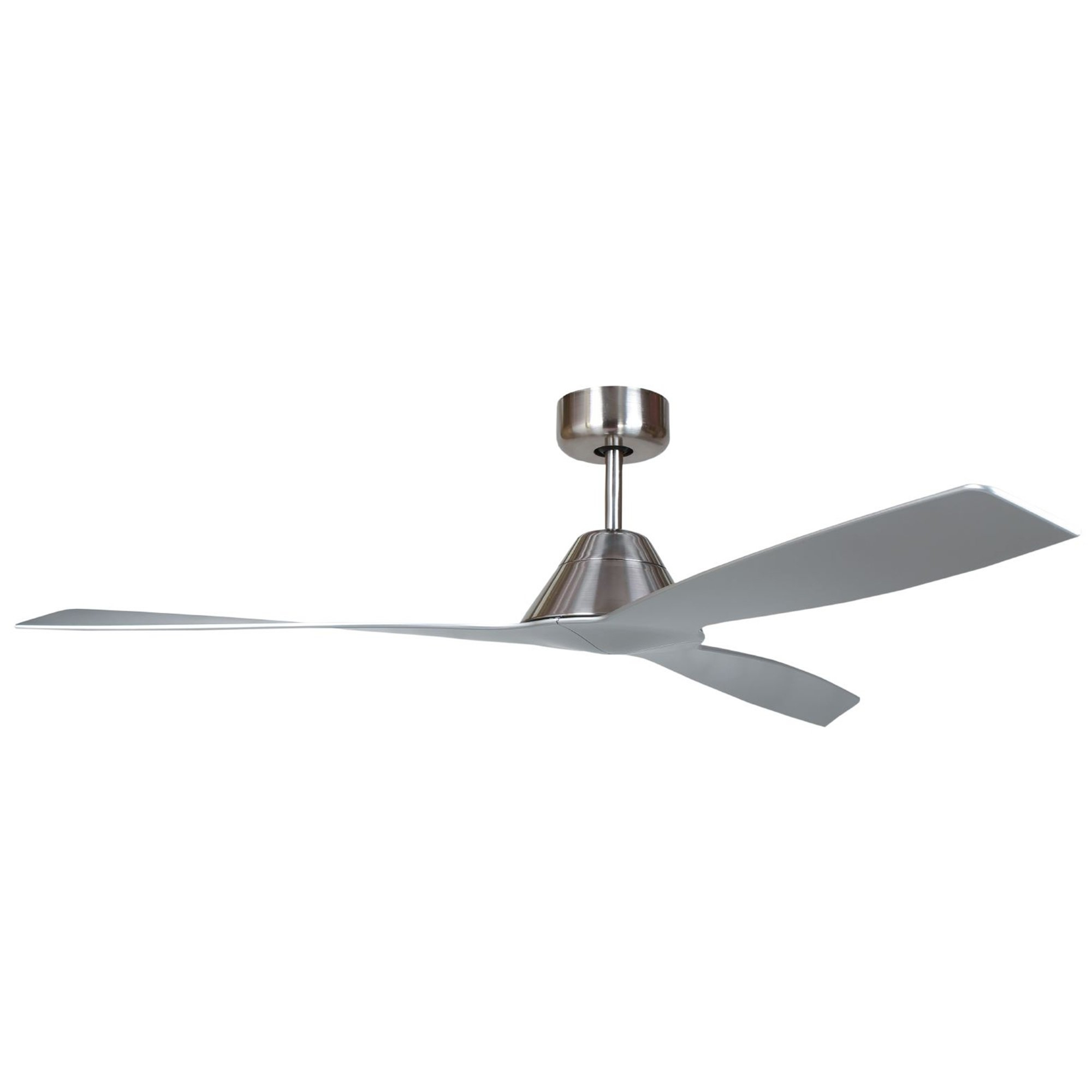 """52"""" Armengol 3 Blade Ceiling Fan With Remote With Well Known Theron Catoe 3 Blade Ceiling Fans (View 1 of 20)"""