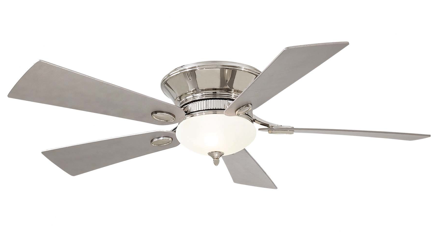 "52"" Delano Ii 5 Blade Ceiling Fan For Latest Mesa 5 Blade Ceiling Fans (View 8 of 20)"