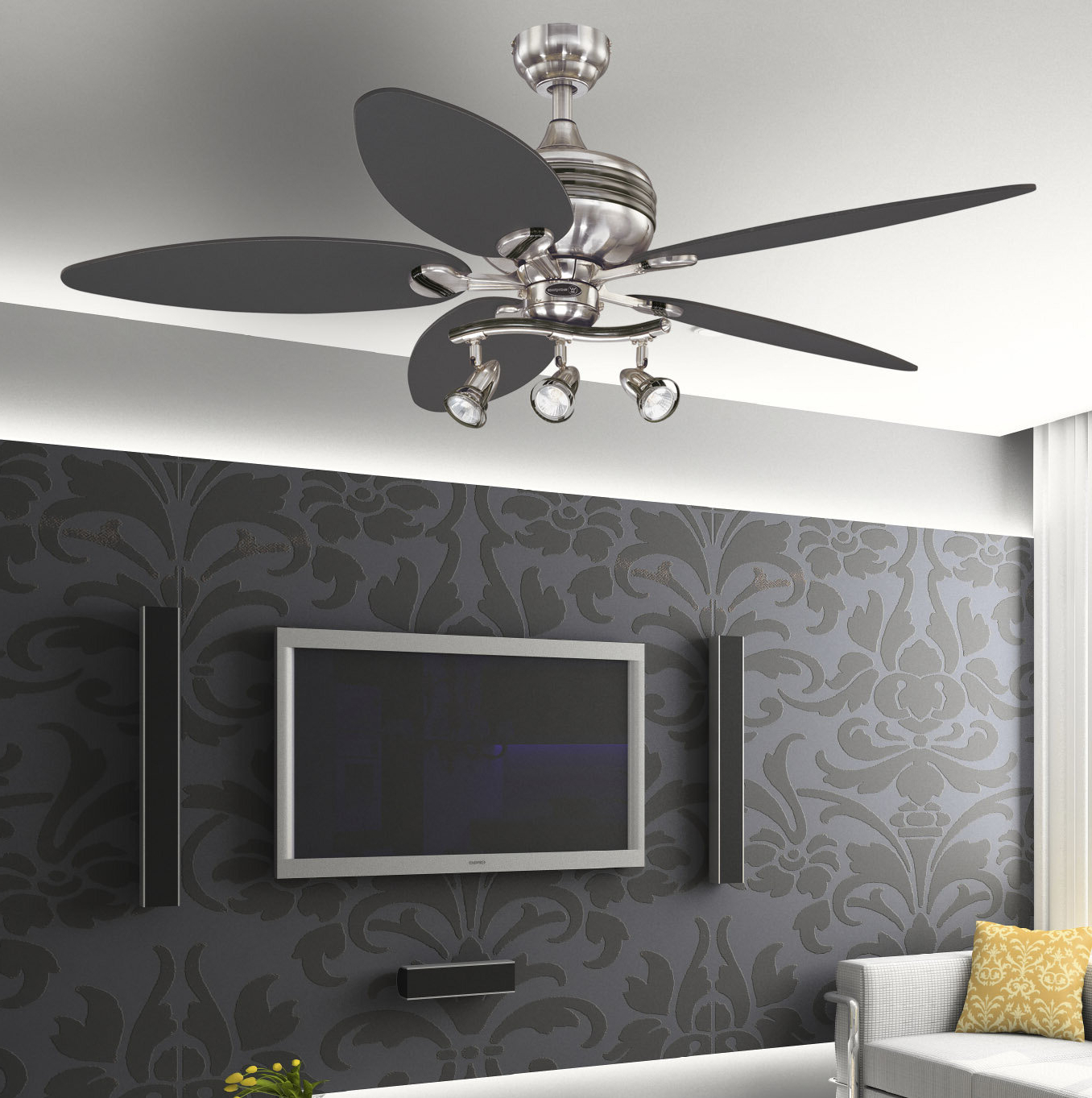 Featured Photo of Fredericksen 5 Blade Ceiling Fans