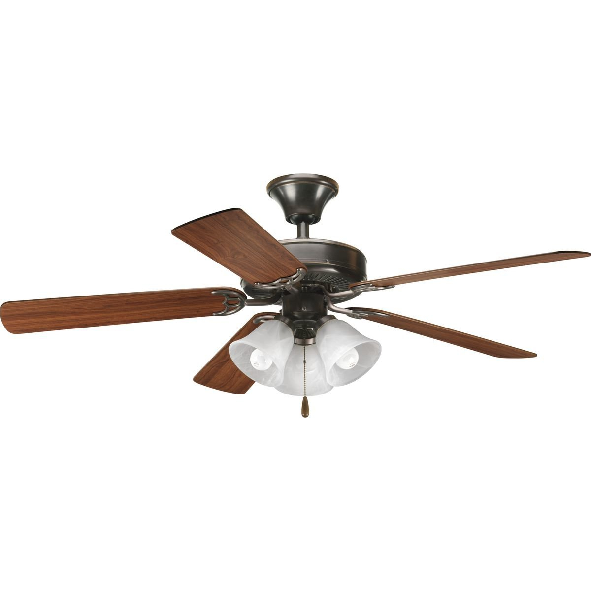"52"" Henaghan 5 Blade Ceiling Fan With Regard To Latest Hemsworth 4 Blade Ceiling Fans (View 3 of 20)"