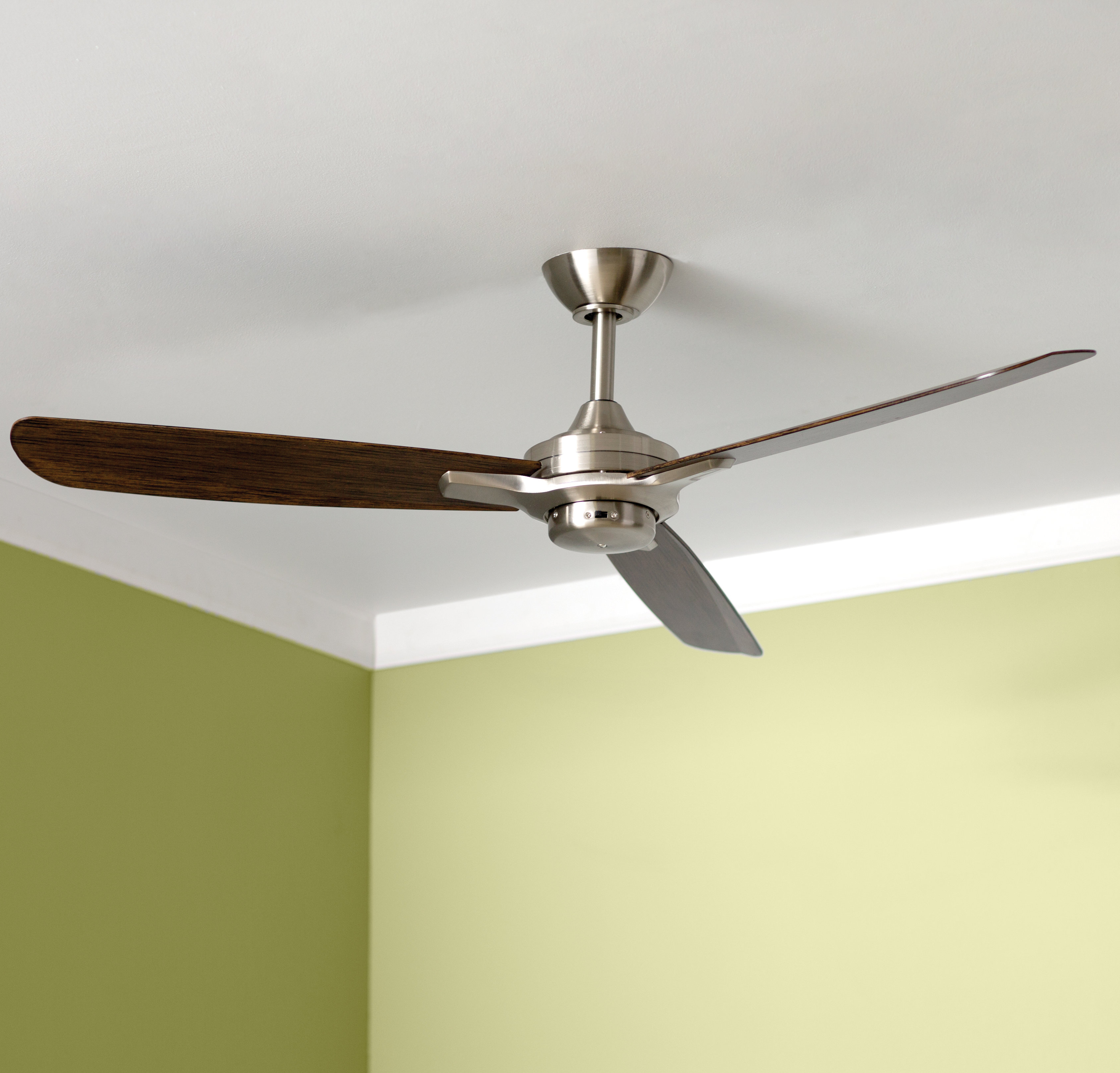 "52"" Rudolph 3 Blade Ceiling Fan In Trendy Sherwood 3 Blade Ceiling Fans (View 8 of 20)"