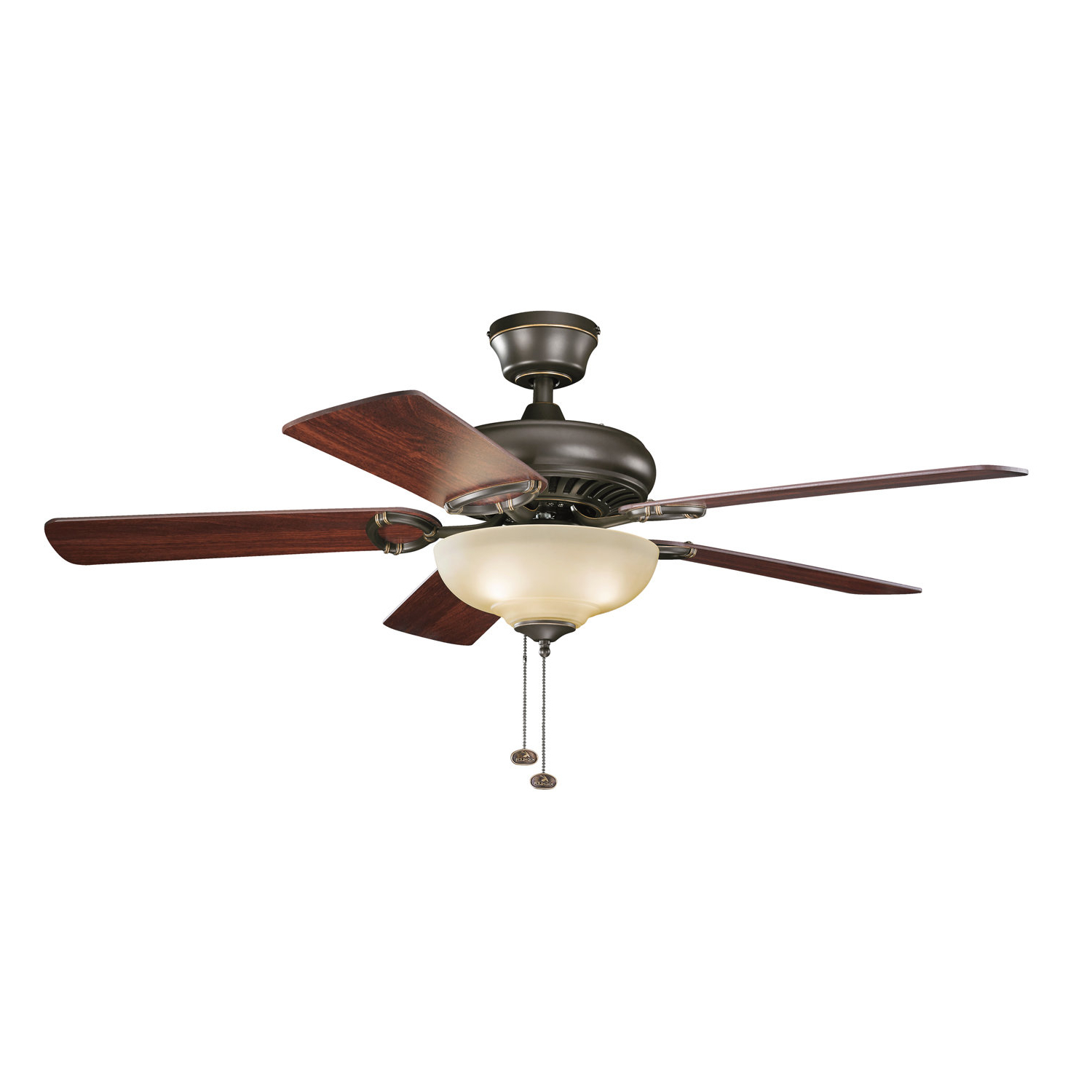"""52"""" Sutter Place Select 5 Blade Ceiling Fan Inside Preferred Crumbley 5 Blade Ceiling Fans (View 8 of 20)"""