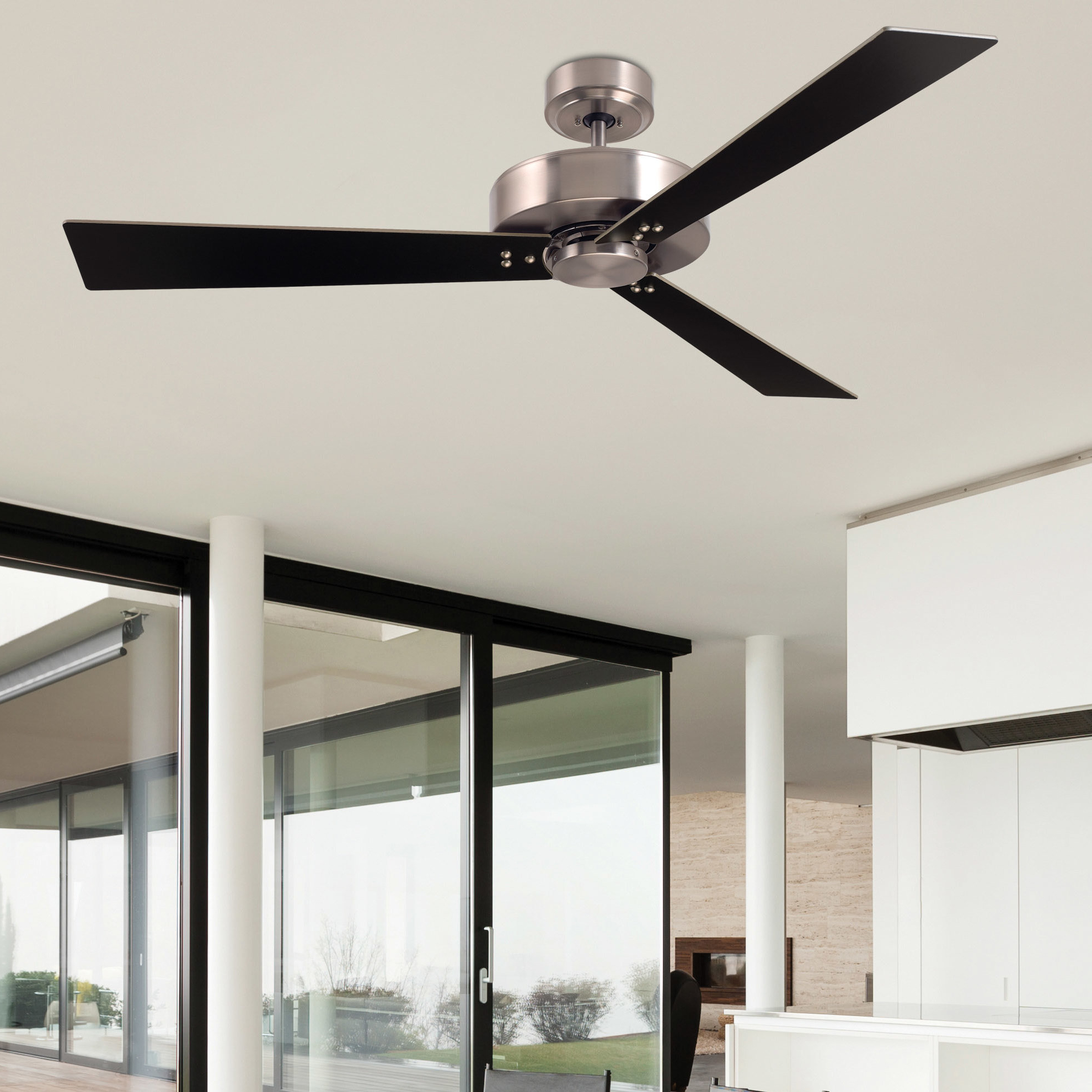 Featured Photo of Troxler 3 Blade Ceiling Fans