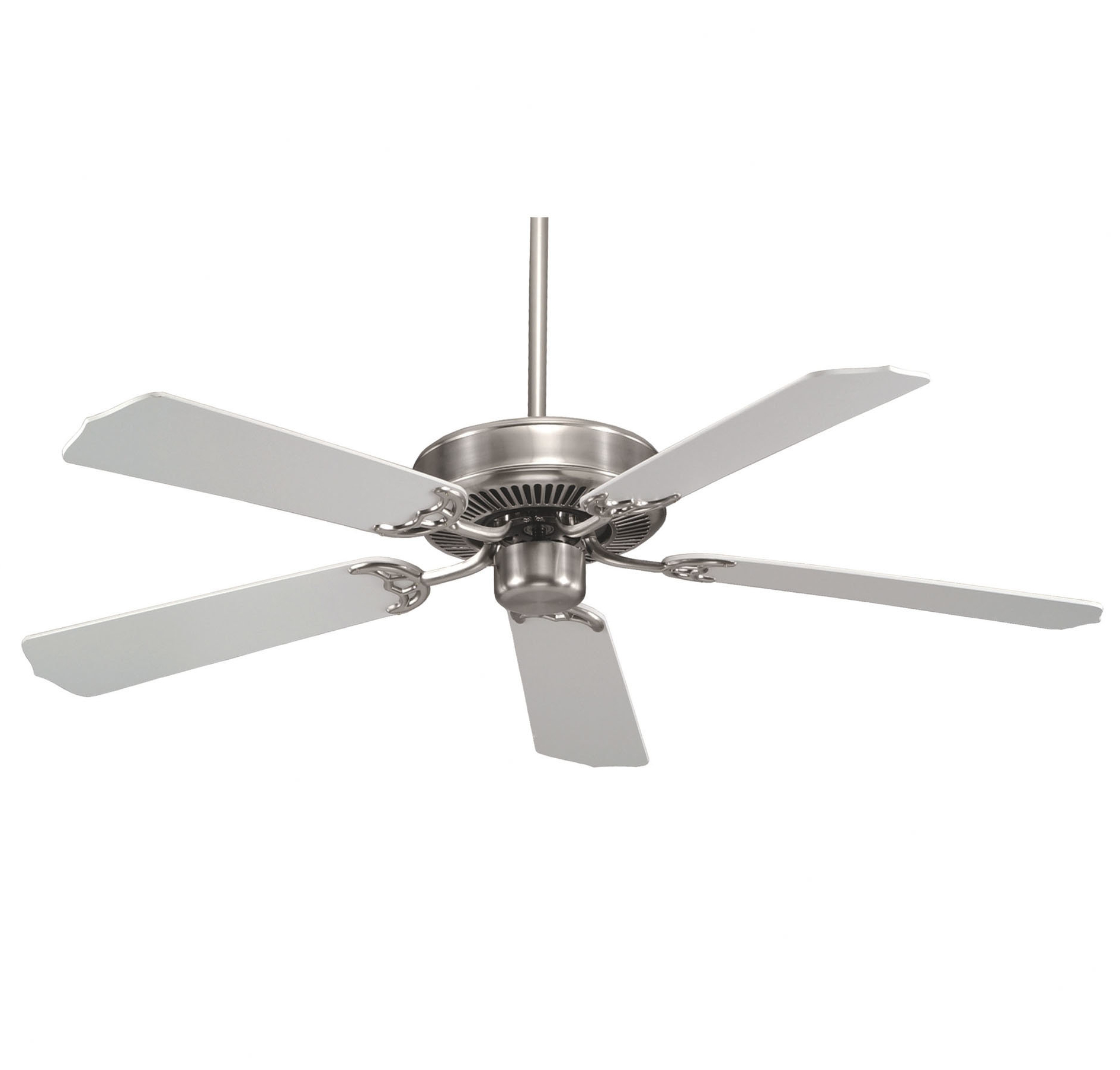 "52"" Weatherall 5 Blade Ceiling Fan Regarding Popular Hamlett 5 Blade Ceiling Fans (View 5 of 20)"
