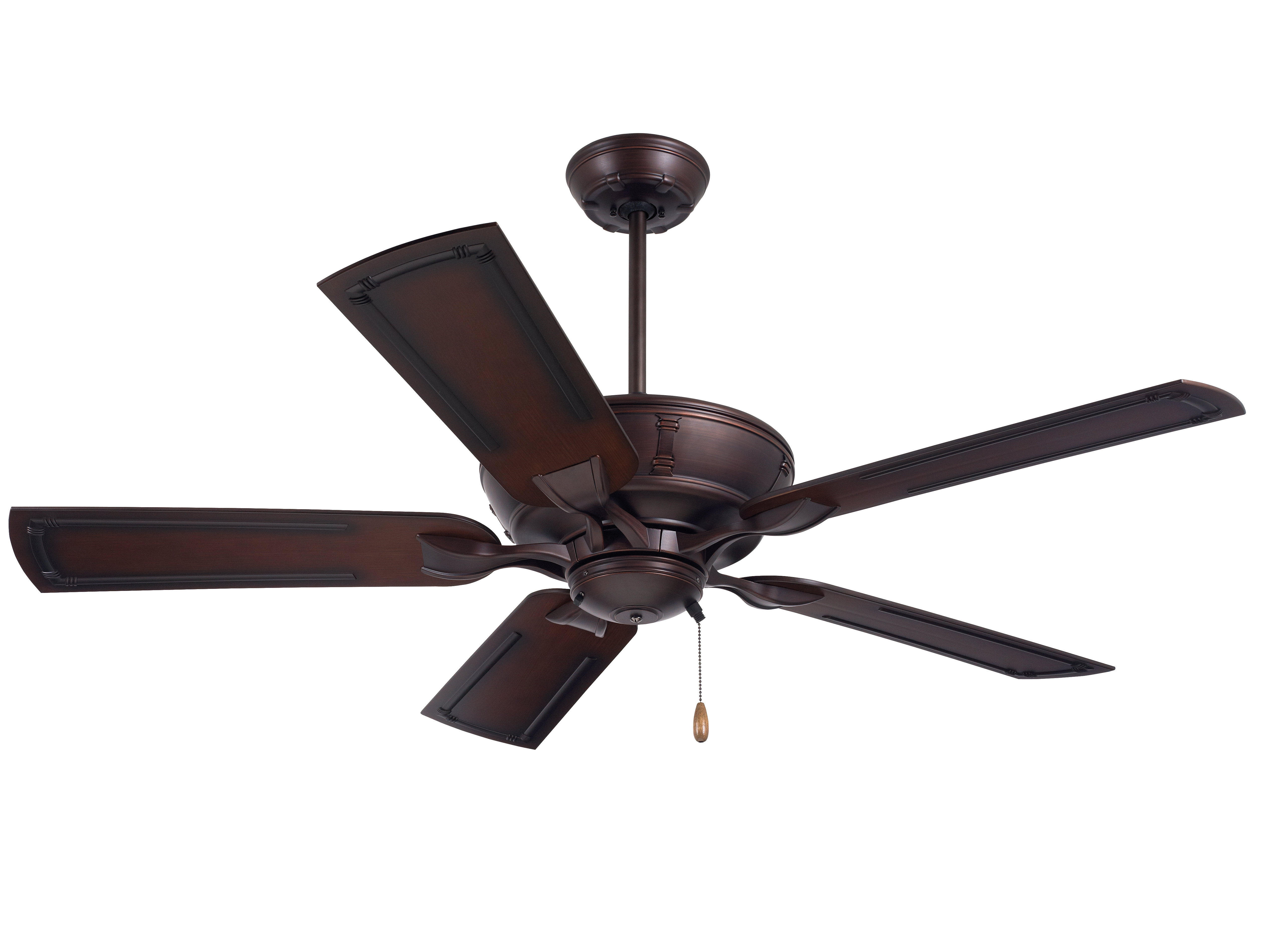 """54"""" Ibiza 5 Blade Outdoor Ceiling Fan Throughout Most Current Blomquist 5 Blade Outdoor Ceiling Fans (View 4 of 20)"""