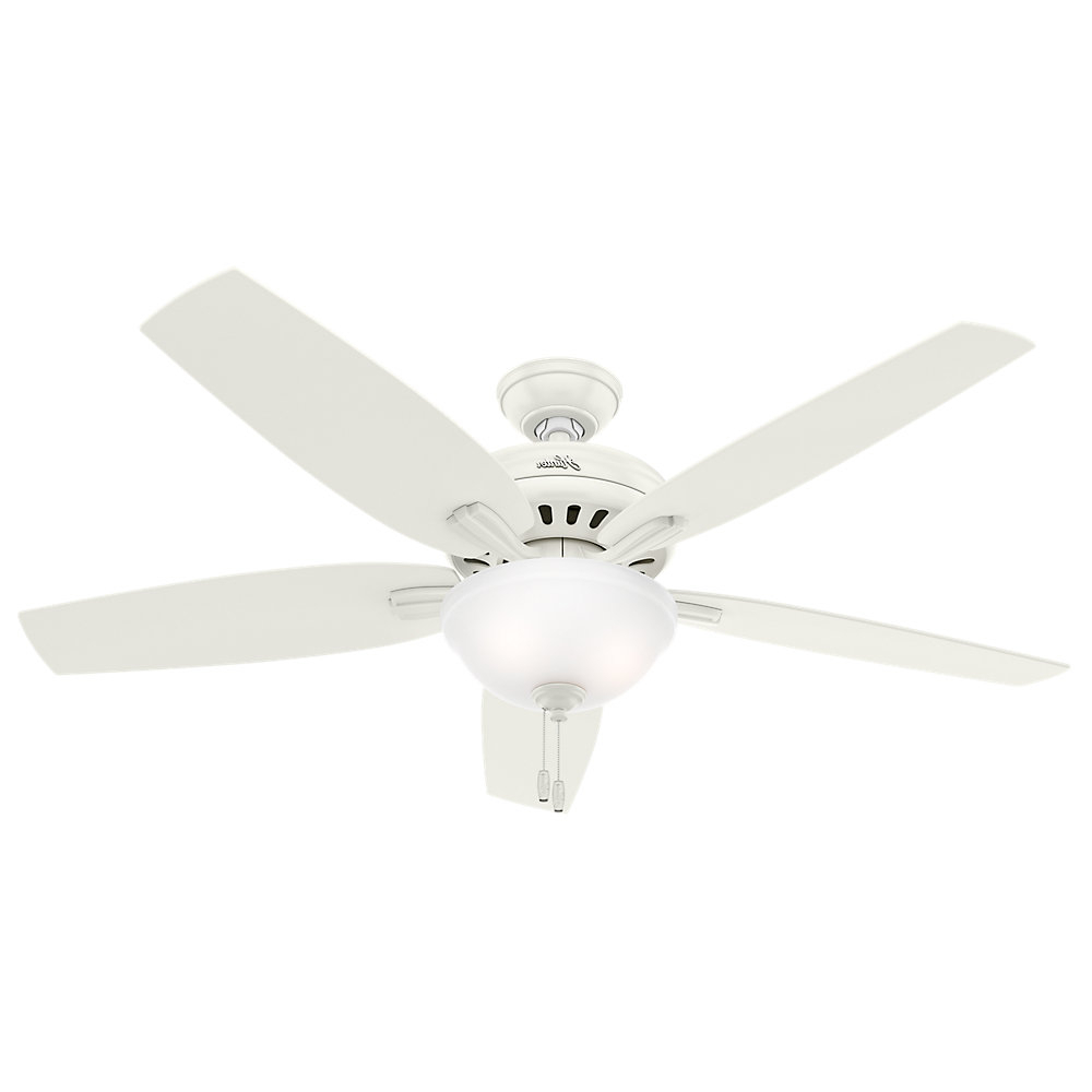 """56"""" Newsome 5 Blade Ceiling Fan For Most Current Newsome 5 Blade Ceiling Fans (View 4 of 20)"""