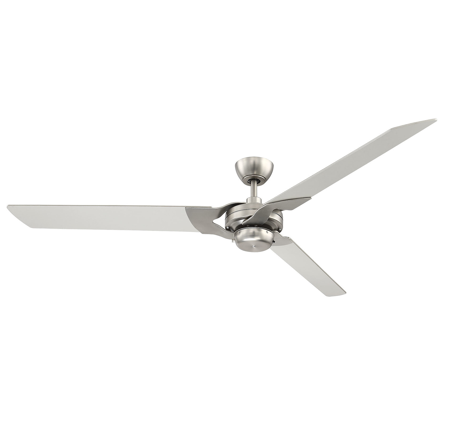 "62"" St Catherine Monfort 3 Blade Led Ceiling Fan With Regard To Well Known Troy 3 Blade Led Ceiling Fans (View 15 of 20)"