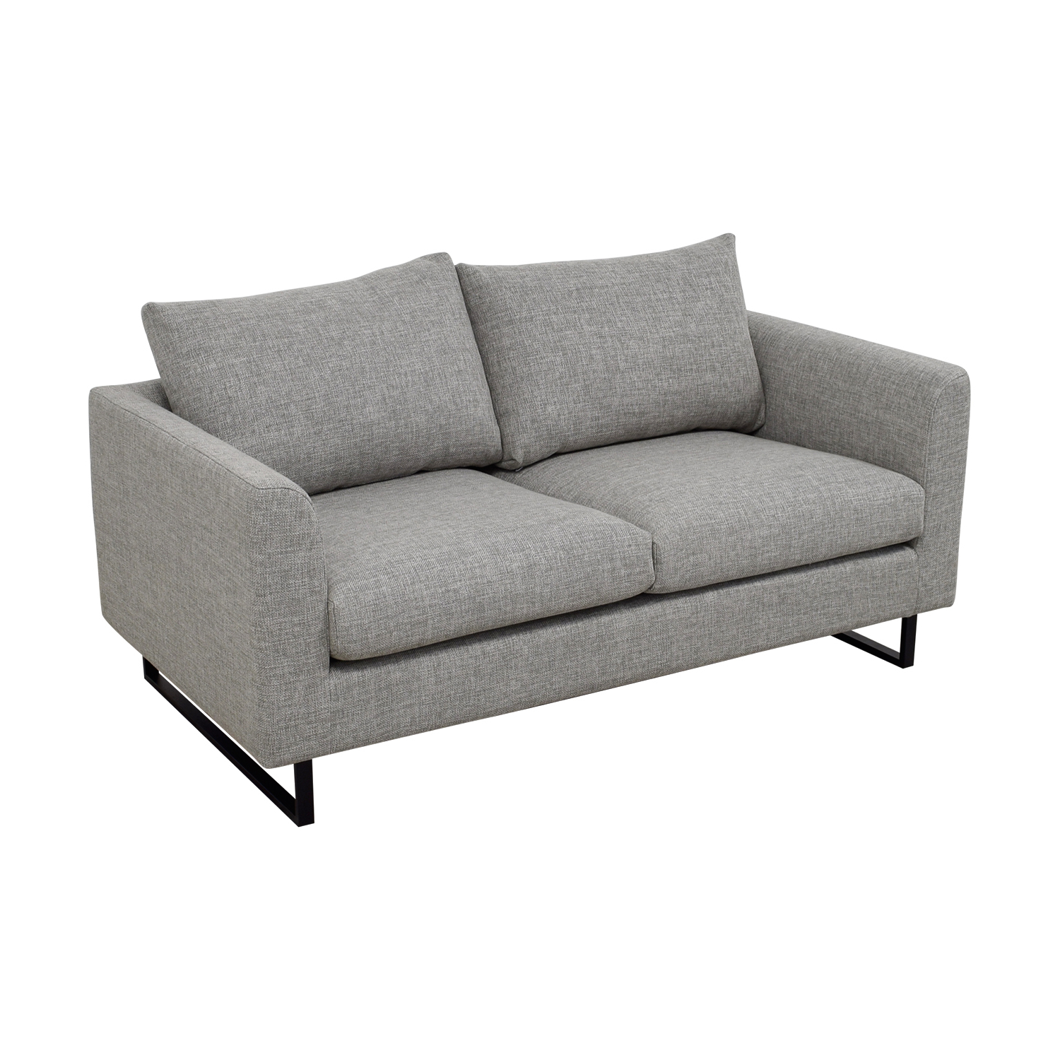 [%63% Off – Owens Gray Loveseat / Sofas For Most Current Owens Loveseats With Cushion|owens Loveseats With Cushion Inside Trendy 63% Off – Owens Gray Loveseat / Sofas|famous Owens Loveseats With Cushion In 63% Off – Owens Gray Loveseat / Sofas|2020 63% Off – Owens Gray Loveseat / Sofas Inside Owens Loveseats With Cushion%] (View 5 of 20)