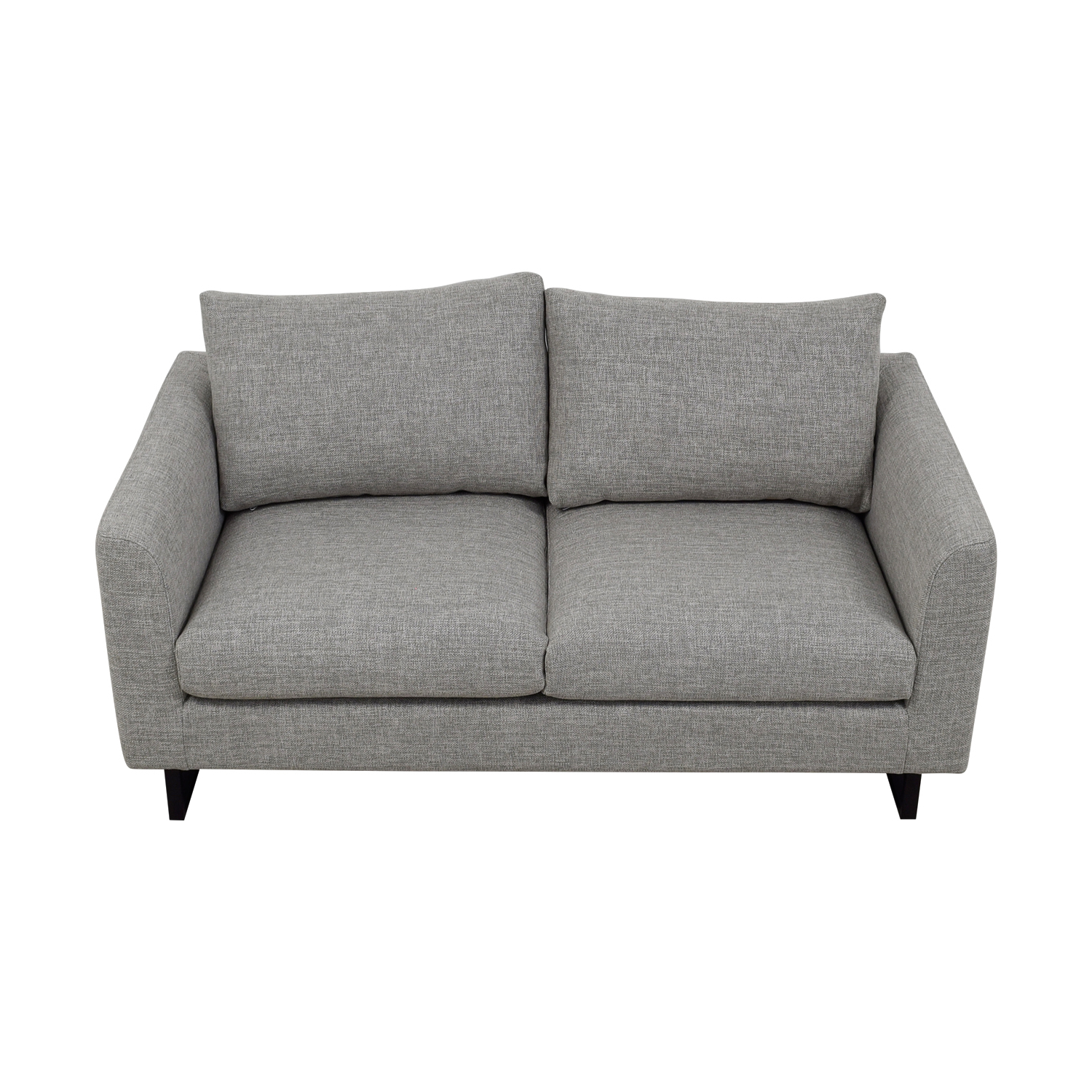 [%63% Off – Owens Gray Loveseat / Sofas Pertaining To 2020 Owens Loveseats With Cushion|owens Loveseats With Cushion Pertaining To Most Current 63% Off – Owens Gray Loveseat / Sofas|2020 Owens Loveseats With Cushion Throughout 63% Off – Owens Gray Loveseat / Sofas|most Current 63% Off – Owens Gray Loveseat / Sofas With Owens Loveseats With Cushion%] (View 4 of 20)
