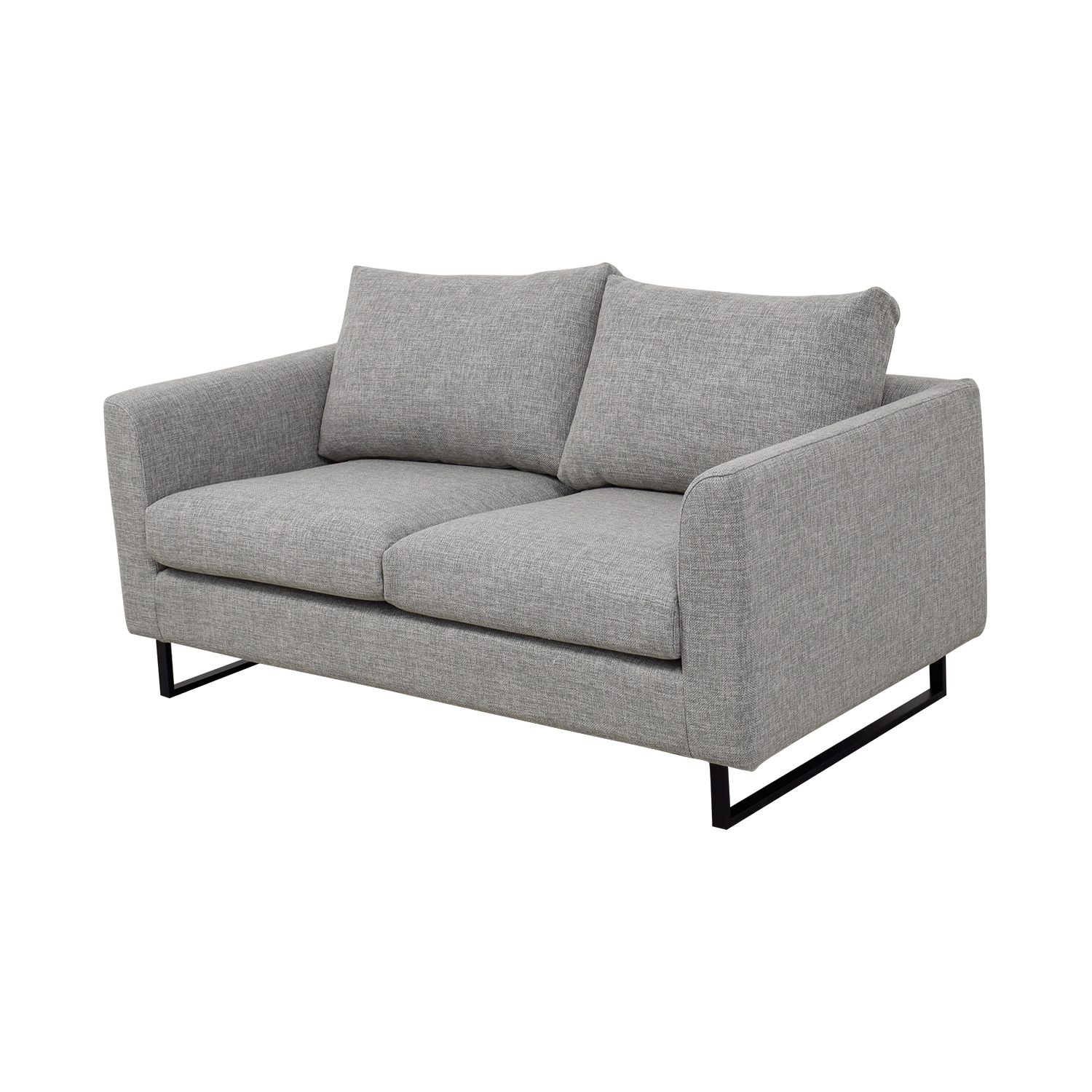[%63% Off – Owens Gray Loveseat / Sofas Pertaining To Famous Owens Loveseats With Cushion|owens Loveseats With Cushion With Regard To Current 63% Off – Owens Gray Loveseat / Sofas|preferred Owens Loveseats With Cushion With 63% Off – Owens Gray Loveseat / Sofas|famous 63% Off – Owens Gray Loveseat / Sofas Within Owens Loveseats With Cushion%] (View 7 of 20)