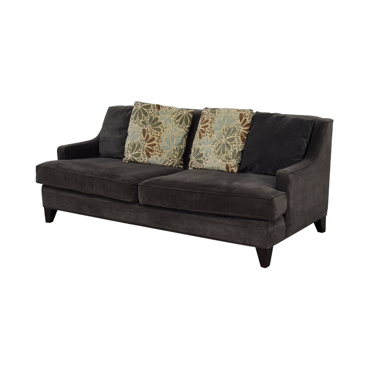[%76% Off – Jordan's Furniture Jordan's Furniture Grey Microfiber Two Cushion  Sofa / Sofas Regarding Most Current Bryant Loveseats With Cushion|Bryant Loveseats With Cushion With Most Recently Released 76% Off – Jordan's Furniture Jordan's Furniture Grey Microfiber Two Cushion  Sofa / Sofas|Most Recent Bryant Loveseats With Cushion Regarding 76% Off – Jordan's Furniture Jordan's Furniture Grey Microfiber Two Cushion  Sofa / Sofas|Popular 76% Off – Jordan's Furniture Jordan's Furniture Grey Microfiber Two Cushion  Sofa / Sofas In Bryant Loveseats With Cushion%] (View 2 of 20)