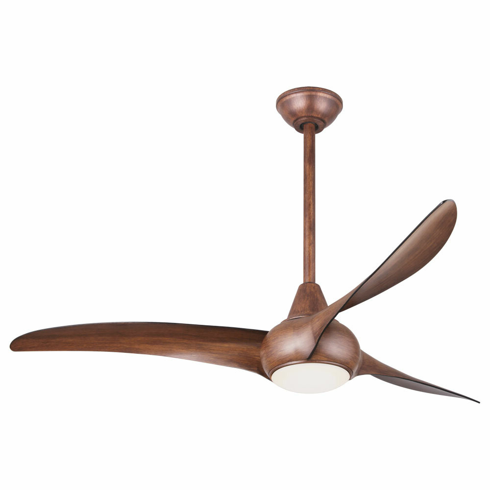 Allmodern Inside Acero Retro 3 Blade Led Ceiling Fans (View 11 of 20)