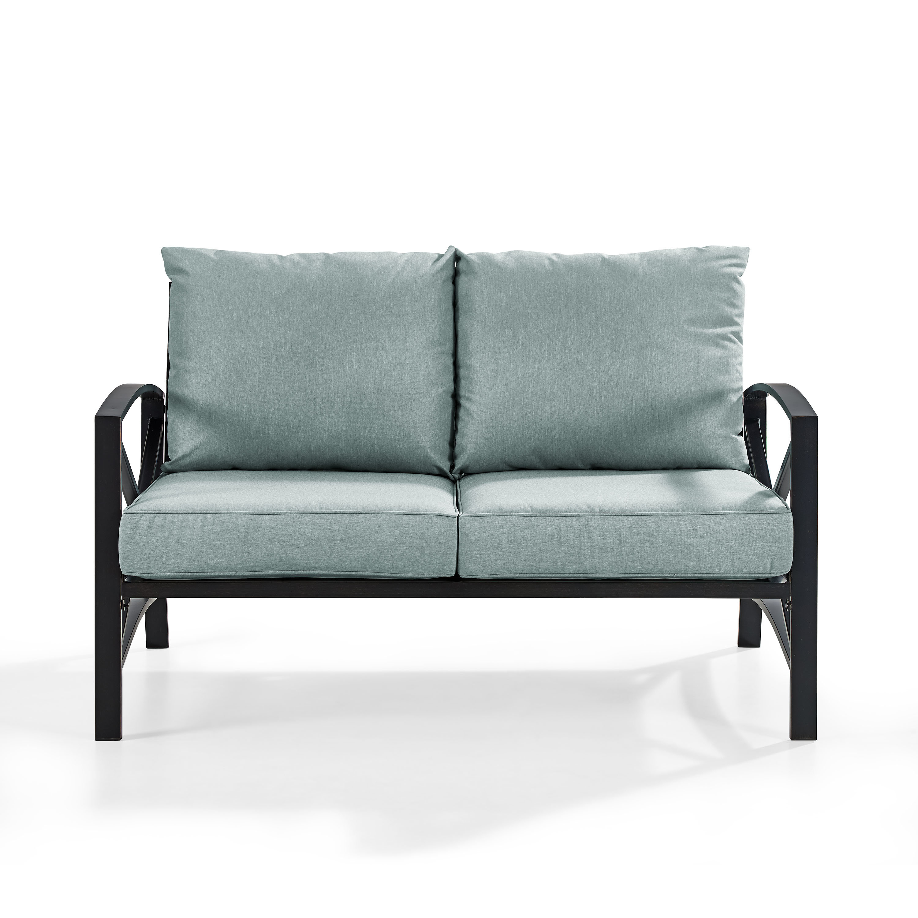 Allmodern Pertaining To Newest Sylvania Outdoor Loveseats (View 3 of 20)
