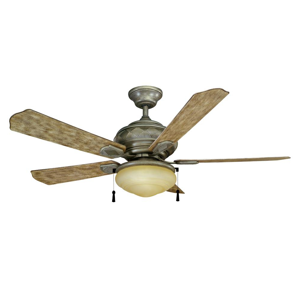 Anslee 5 Blade Ceiling Fans Intended For Fashionable Hunter 59270 Anslee Low Profile Matte Silver Ceiling Fan (View 4 of 20)