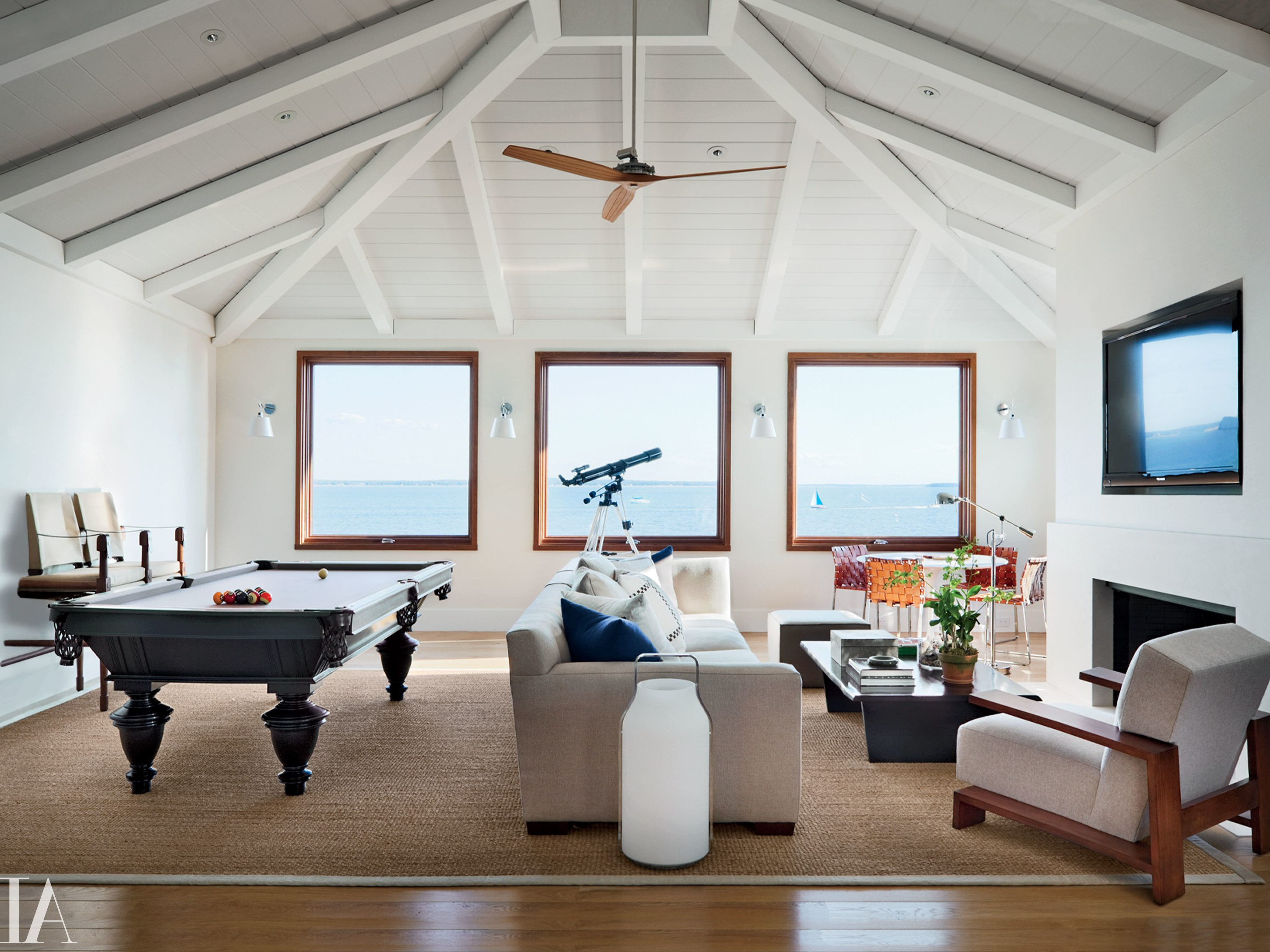 Architectural Digest Within Widely Used Roto 3 Blade Ceiling Fans (View 3 of 20)