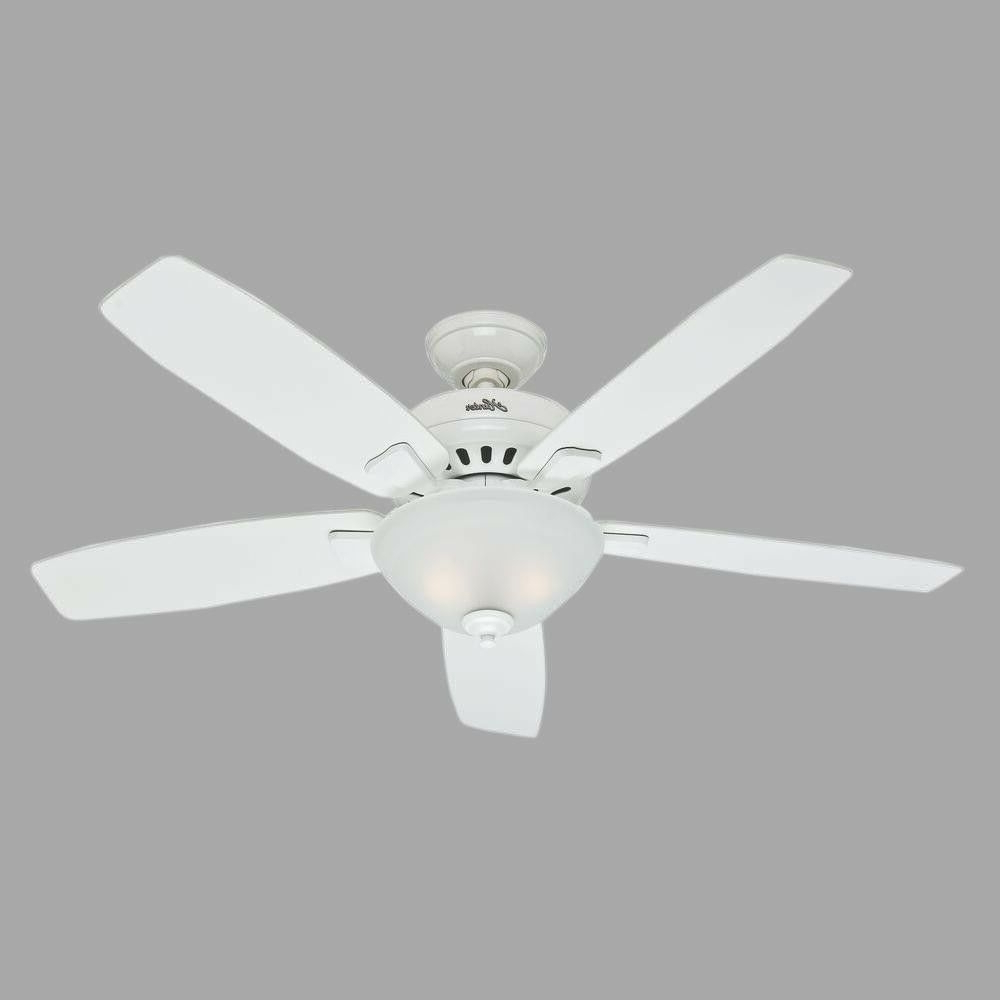 Banyan 5 Blade Ceiling Fans Intended For Favorite Banyan 52 In (View 1 of 20)