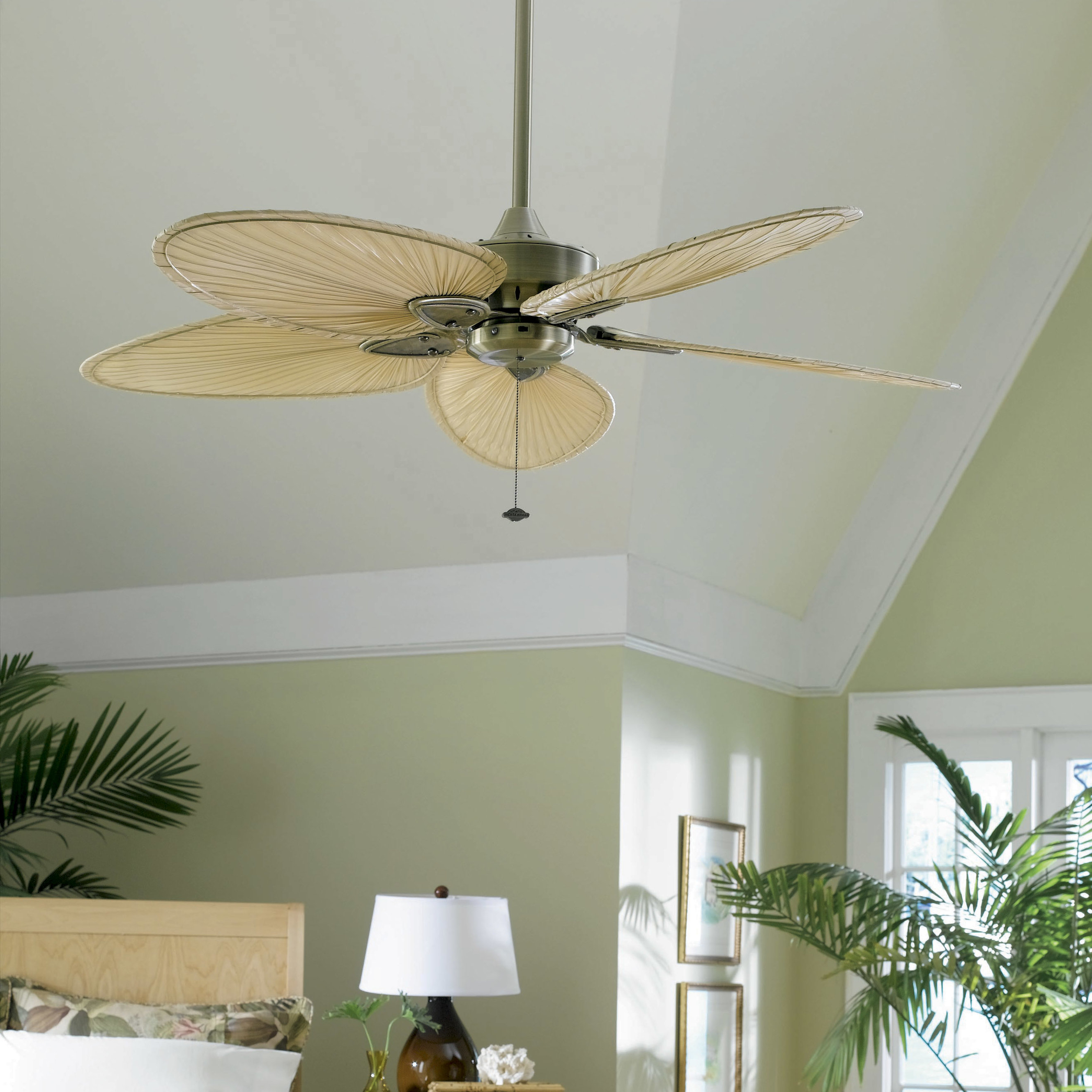 """Bayview 5 Blade Ceiling Fans Inside Widely Used 52"""" Windpointe 5 Blade Ceiling Fan (View 20 of 20)"""