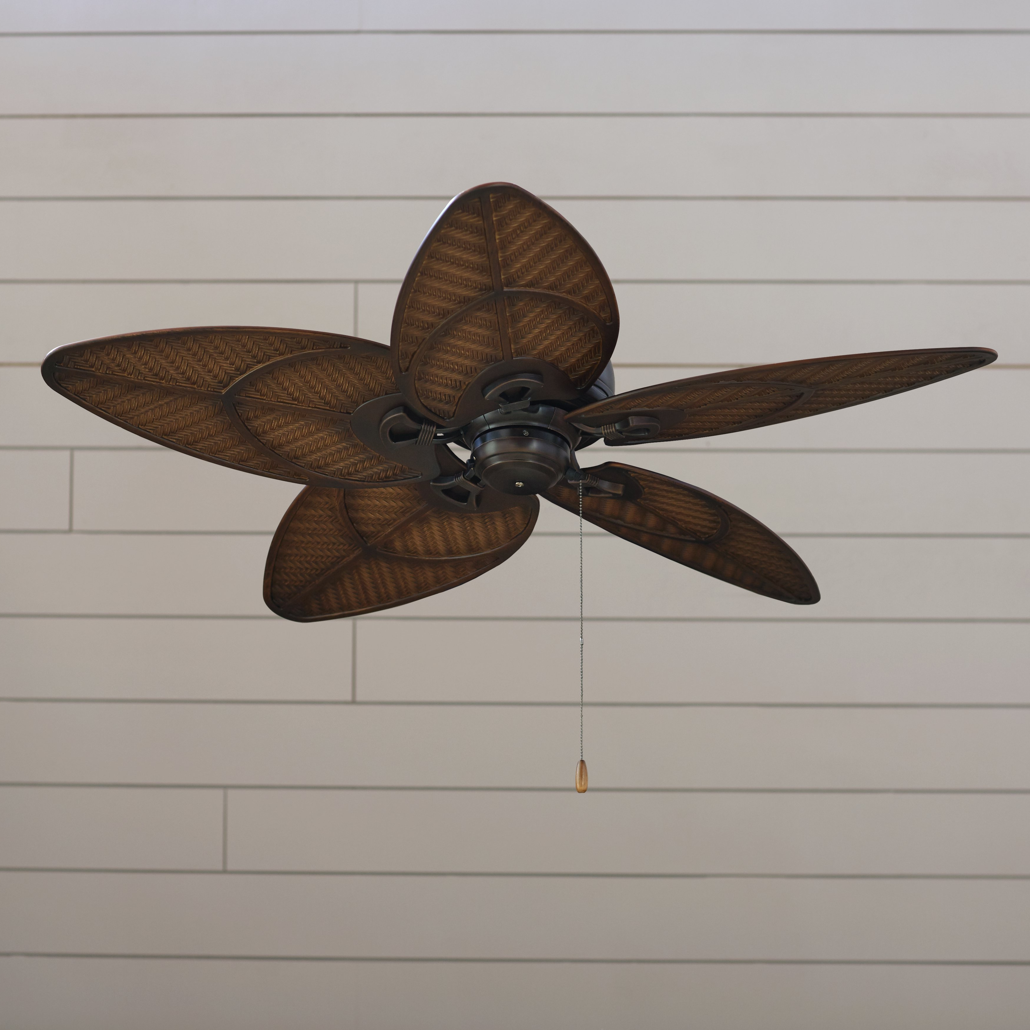 "Bayview 5 Blade Ceiling Fans With Famous 52"" Aaliyah 5 Blade Ceiling Fan (View 7 of 20)"