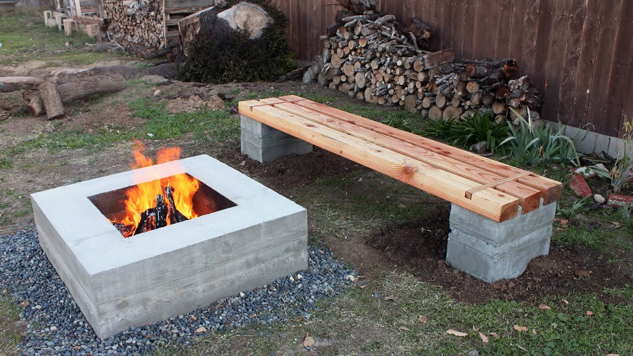 Bence Plastic Outdoor Garden Benches For Favorite How To Make Outdoor Concrete And Wood Bench (View 19 of 25)