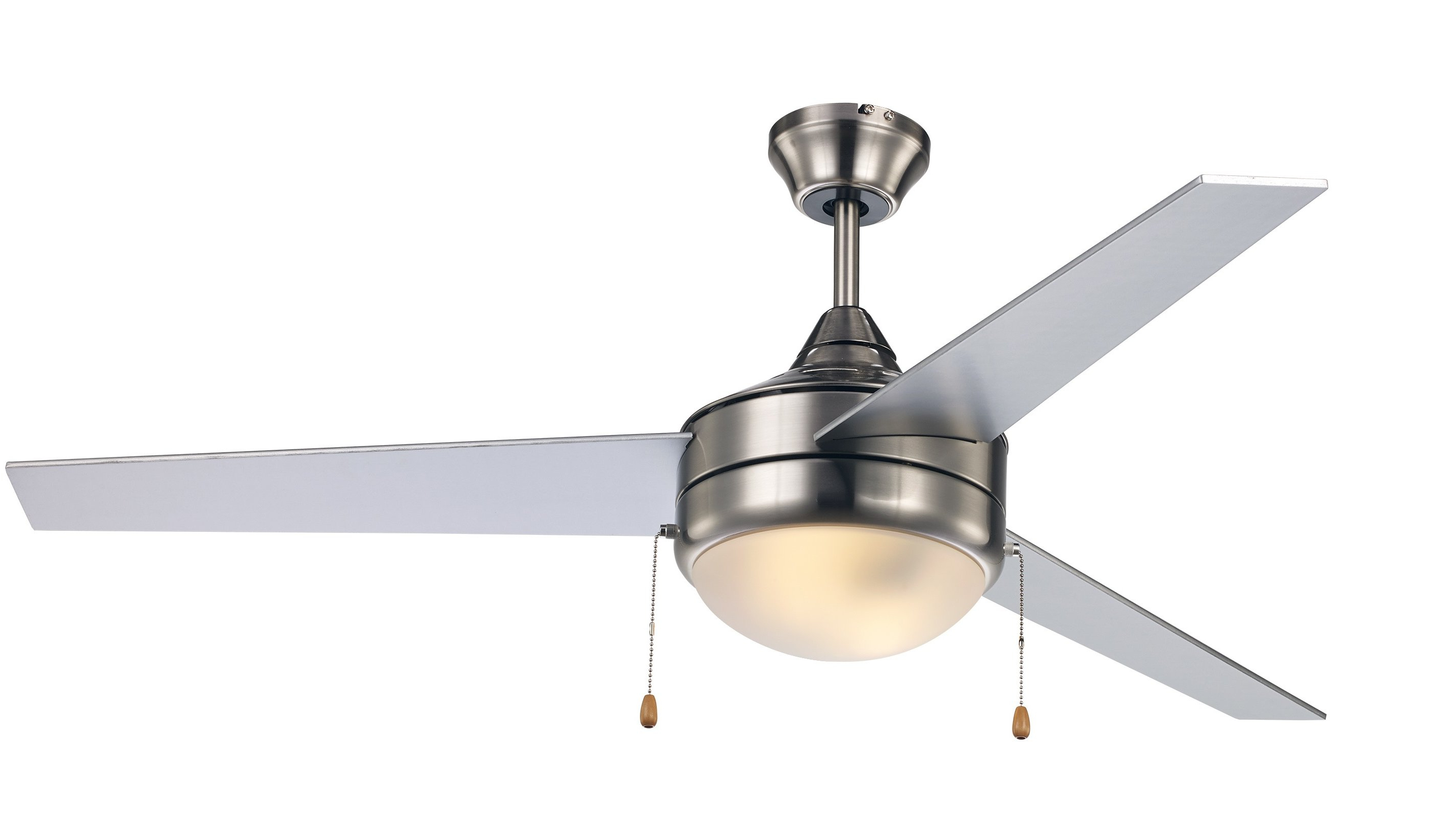"Best And Newest Dennis 3 Blade Ceiling Fans Pertaining To 52"" Everson 3 Blade Ceiling Fan (View 6 of 20)"