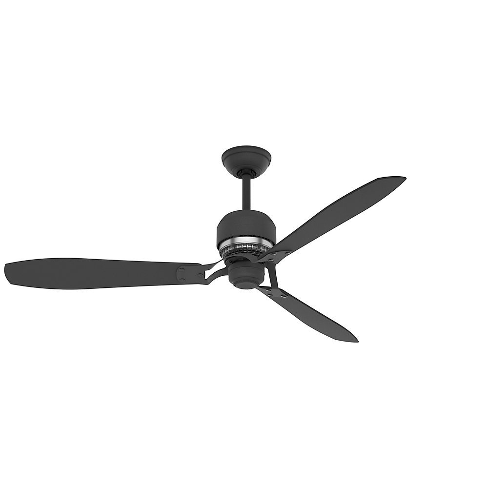 "Best And Newest Loft 3 Blade Ceiling Fans With Regard To 60"" Tribecca 3 Blade Ceiling Fan (View 11 of 20)"