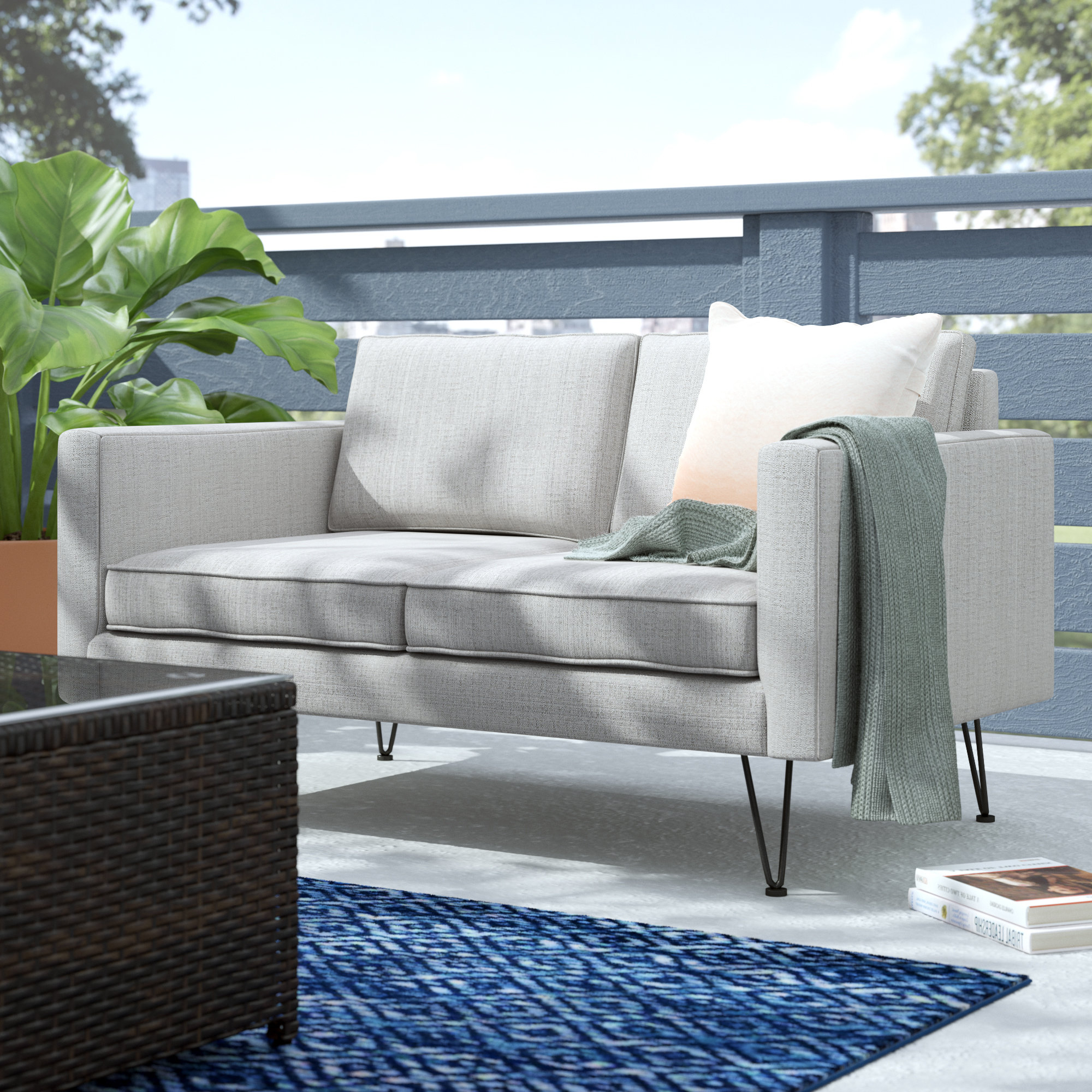 Best And Newest Sylvania Outdoor Loveseats With Sylvania Outdoor Loveseat (View 2 of 20)
