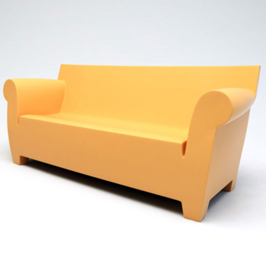 Bubble Club Sofa 3D Modell $25 – .max .c4D .3Ds  (View 6 of 20)