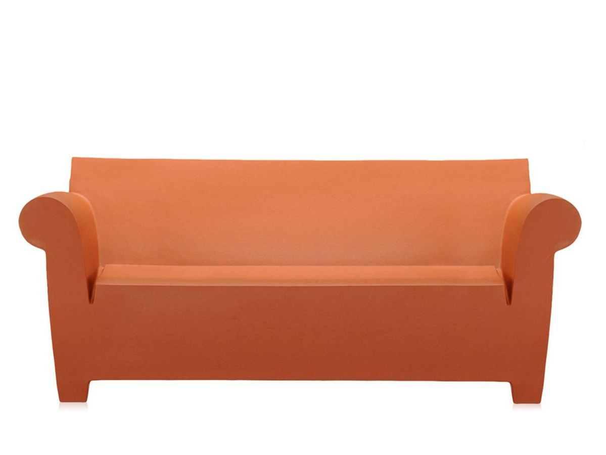 Bubble Club Sofas Inside Well Known Kartell Bubble Club Sofa, Erdrot Von Philippe Starck,  (View 7 of 20)
