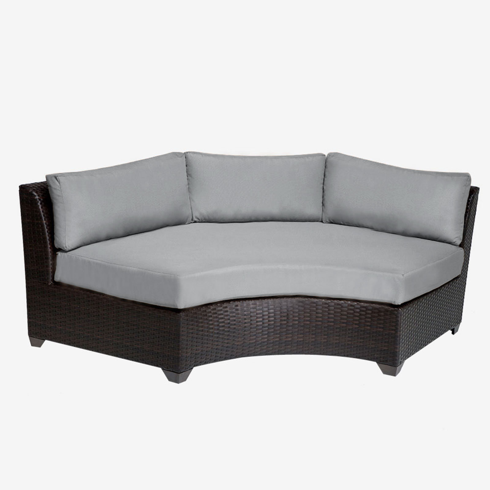 Camak Patio Sofa With Cushions With Regard To Fashionable Camak Patio Sofas With Cushions (View 3 of 20)