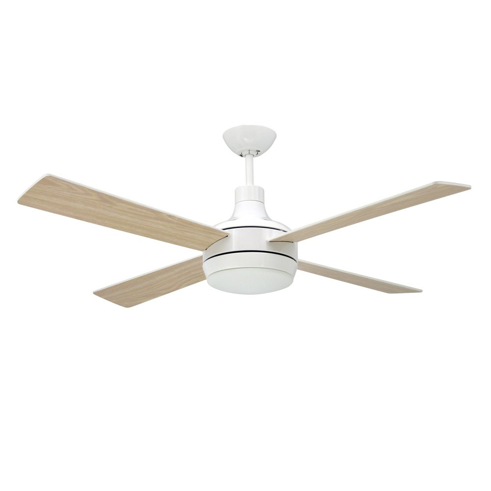 Cason 4 Blade Ceiling Fans Pertaining To Well Known Modern 4 Light Ceiling Fan (View 15 of 20)