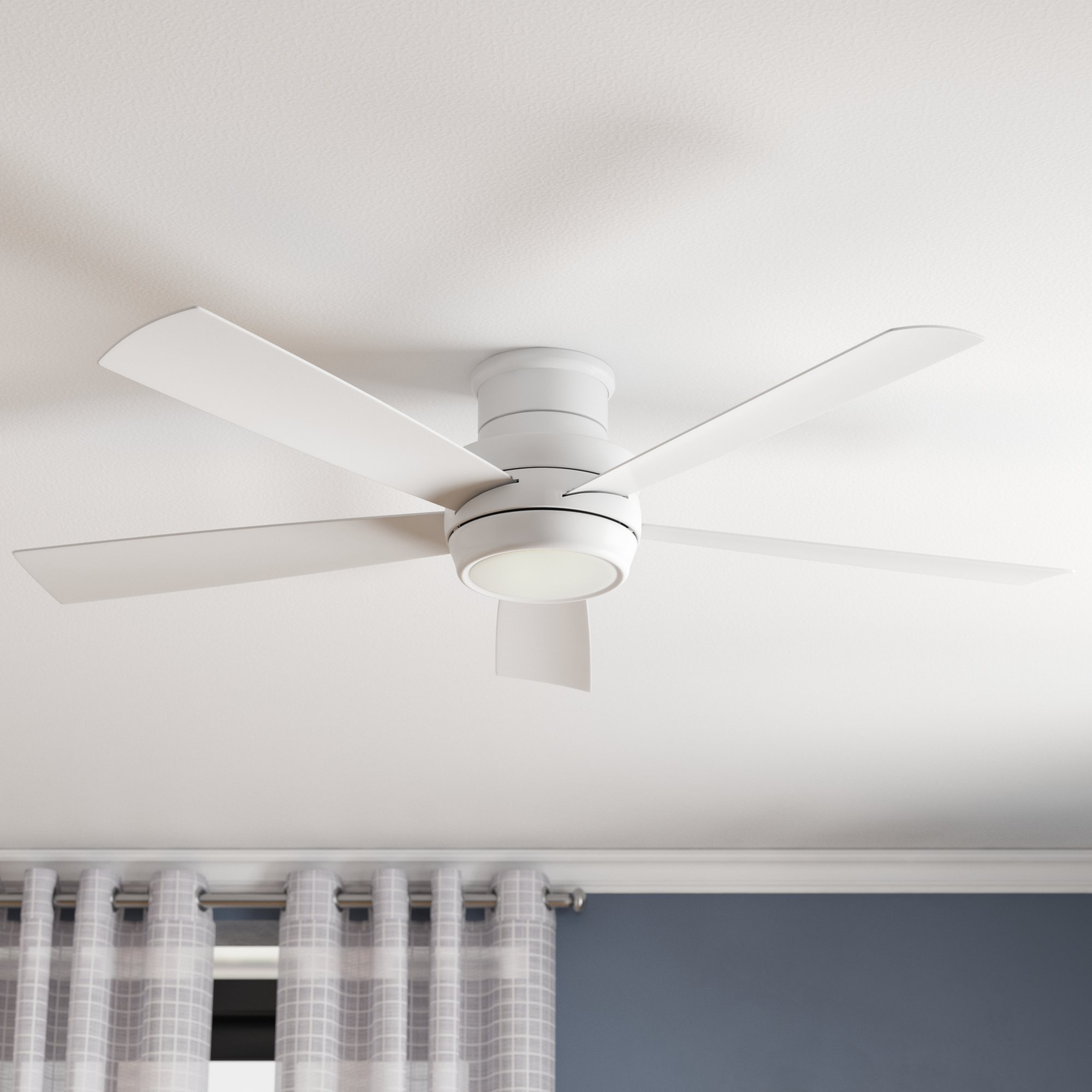 Cedarton 5 Blade Led Ceiling Fans Pertaining To Best And Newest Ceiling : Ceiling Cedarton Blade Led Fan With Remote Light (View 11 of 20)