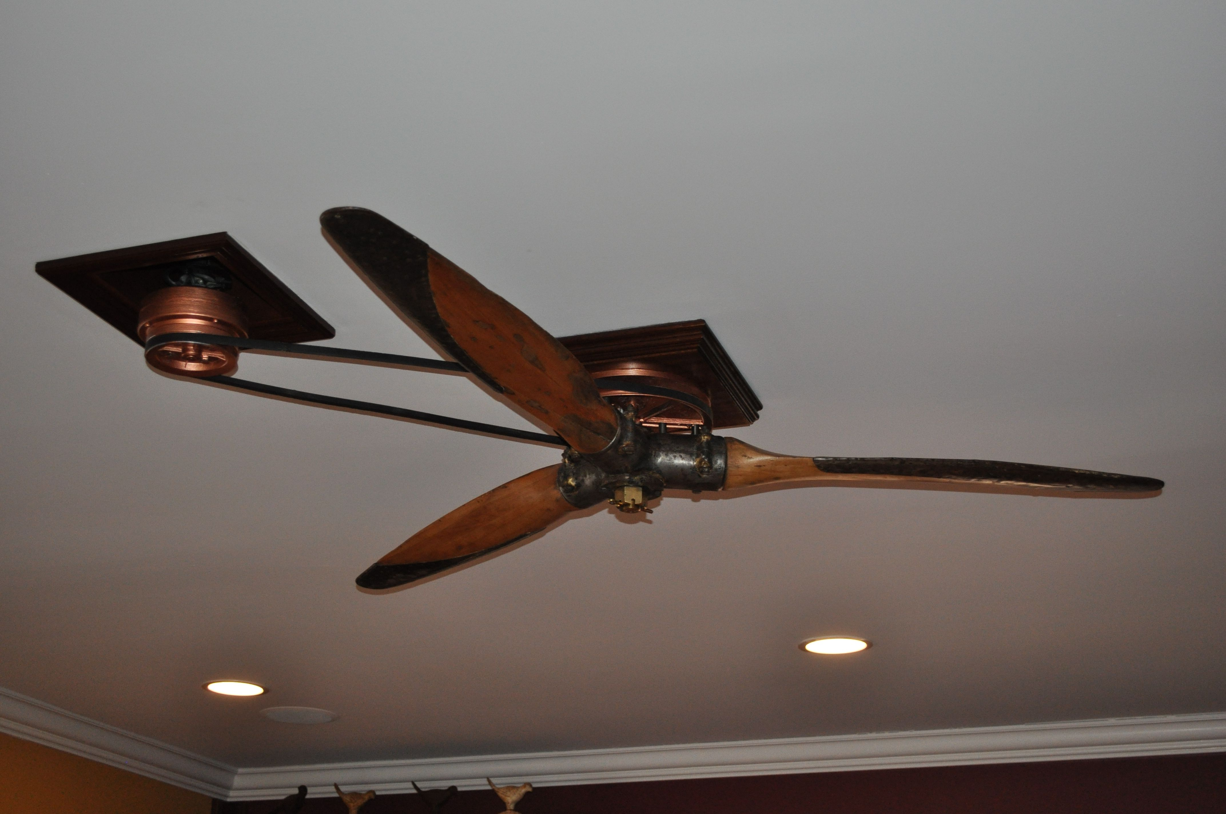 Ceiling Fan (View 13 of 20)