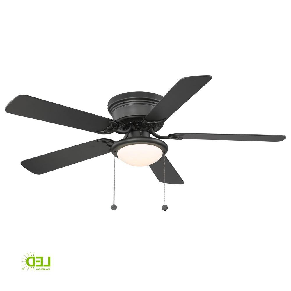 Ceiling Fan With Black Blades – Jafari Ghola In 2020 Creslow 5 Blade Ceiling Fans (View 5 of 20)