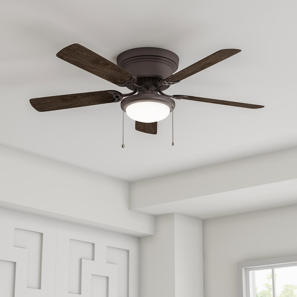 Ceiling Fans Deals – Lamps Inside Recent Clybourn 5 Blade Ceiling Fans (View 1 of 20)