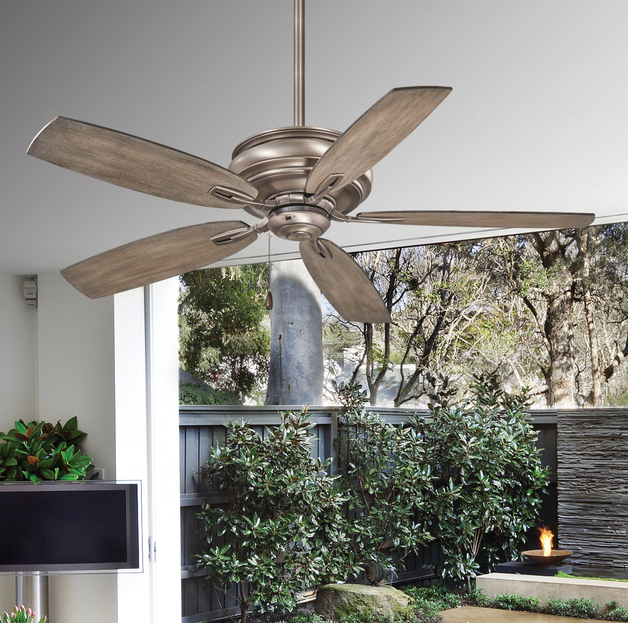 "Classica 5 Blade Ceiling Fans With Regard To 2020 54"" Timeless 5 Blade Ceiling Fan (View 7 of 20)"