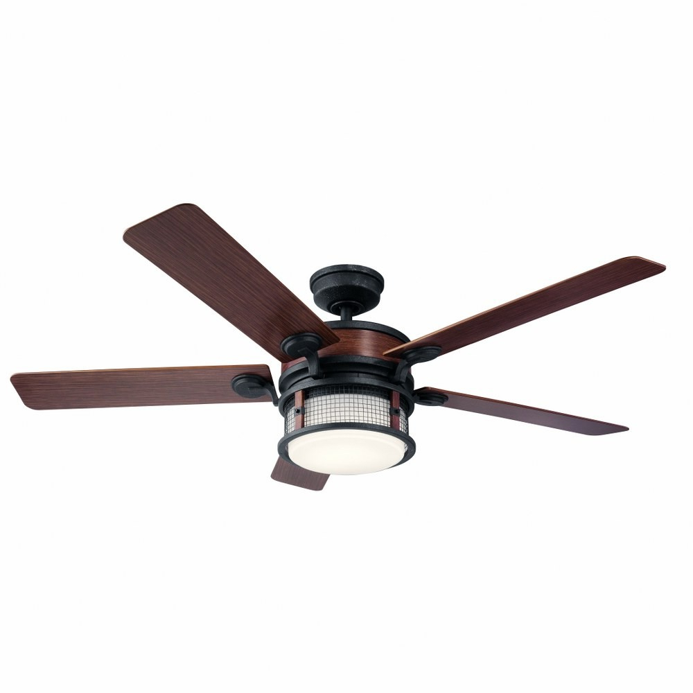 Clybourn 5 Blade Ceiling Fans Within Well Known Ceiling Fans – Transitional (View 10 of 20)