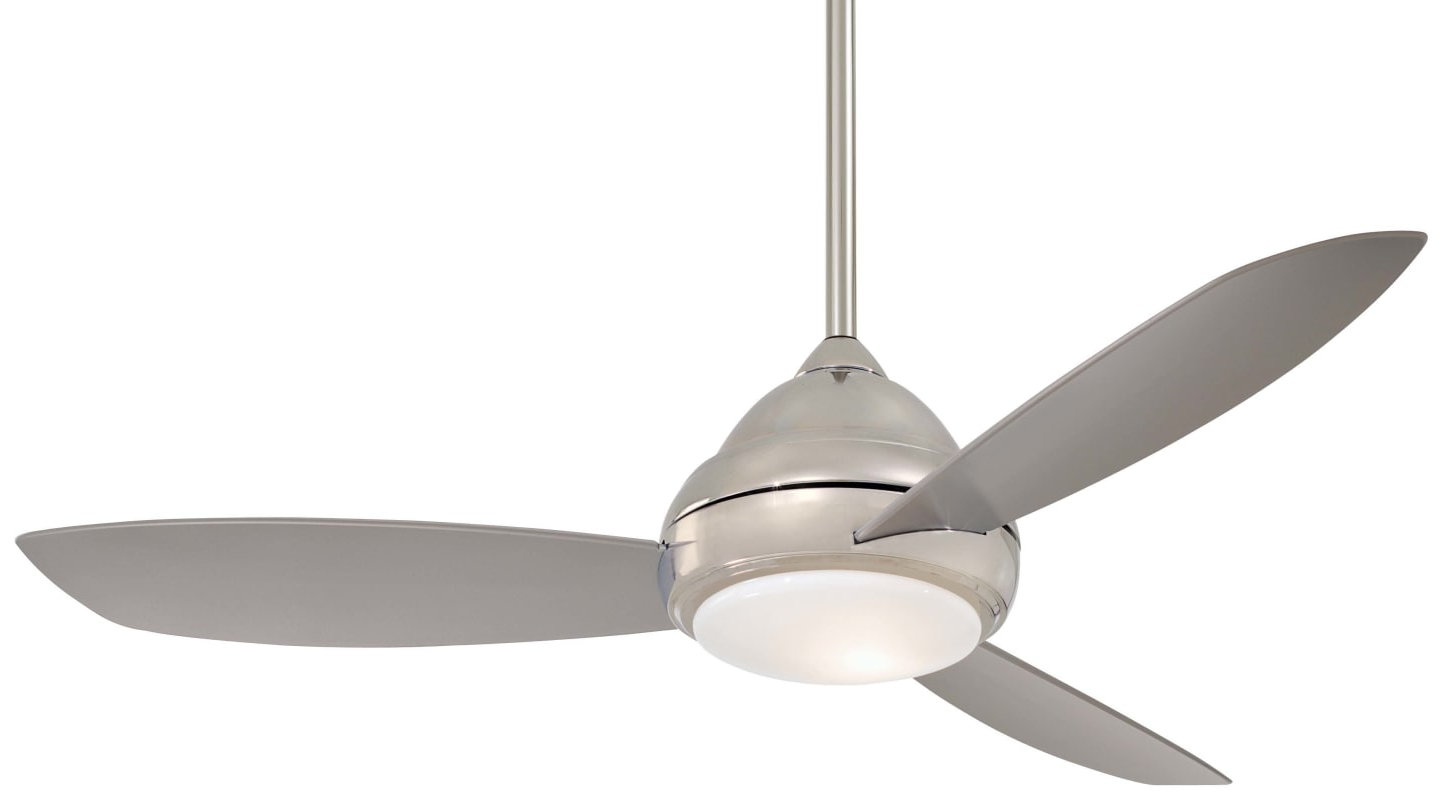"Concept 3 Blade Led Ceiling Fans With Regard To Most Popular Minkaaire Concept I 52 Led Concept I 52"" 3 Blade Indoor (View 9 of 20)"