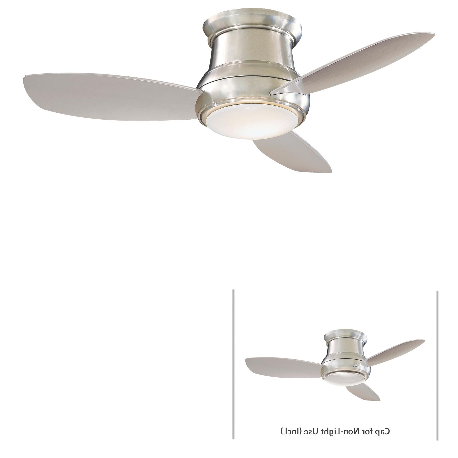 Concept Ii 3 Blade Ceiling Fans Regarding 2020 Minka Group® :: Brands :: Minka Aire® :: F518L Bn (View 7 of 20)