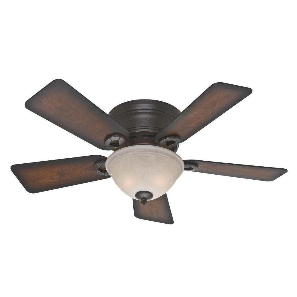 Conroy 5 Blade Ceiling Fans Regarding Recent Hunter Conroy 42 In (View 2 of 20)