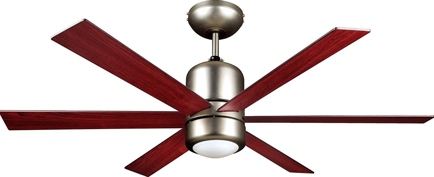 "Current Fj World Fj4815 Stylish Ceiling Fan With 6 Blades 48"" Length In Cillian 6 Blade Ceiling Fans (View 11 of 20)"