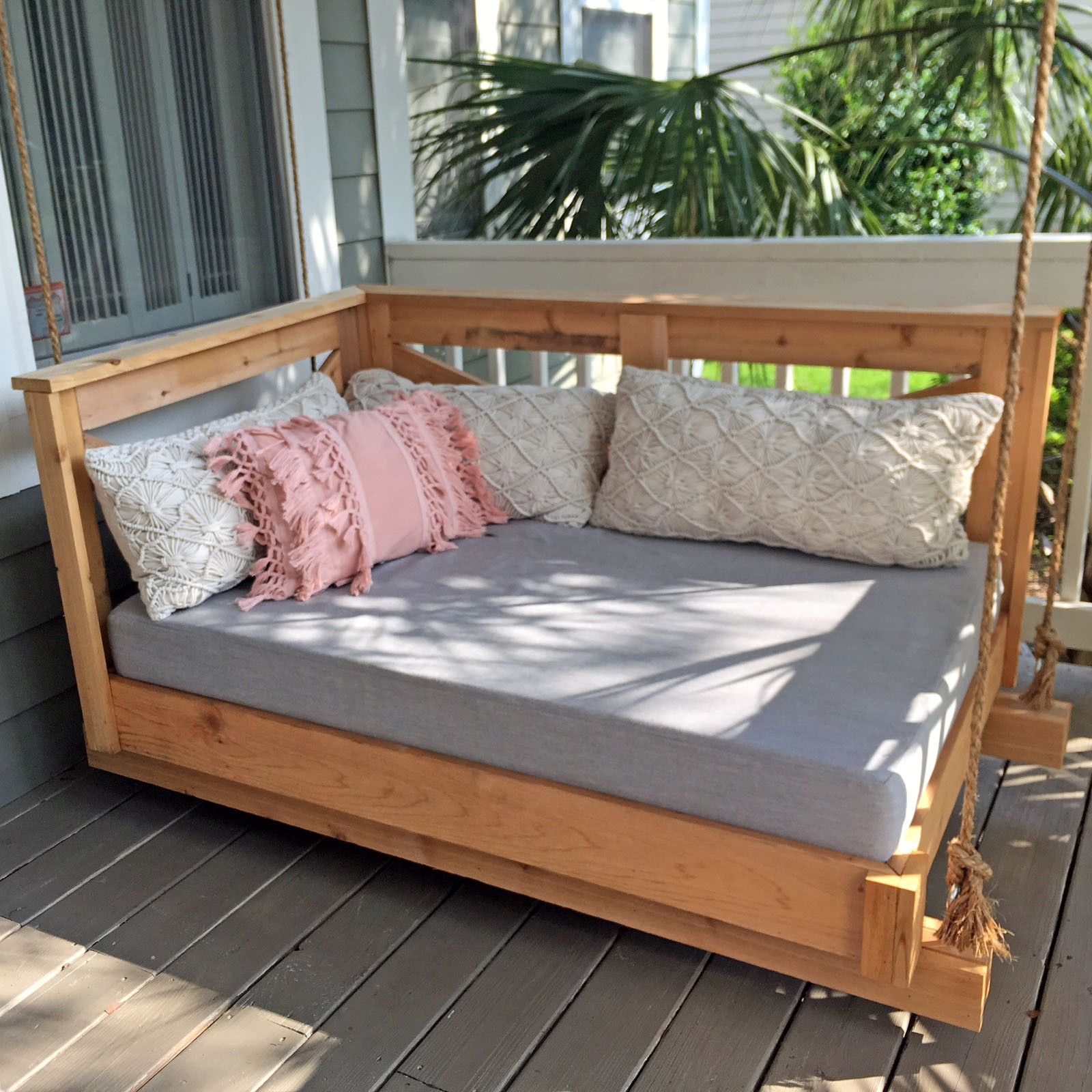 Custom Outdoor Daybed Cushion Inside Preferred Patio Daybeds With Cushions (View 20 of 20)