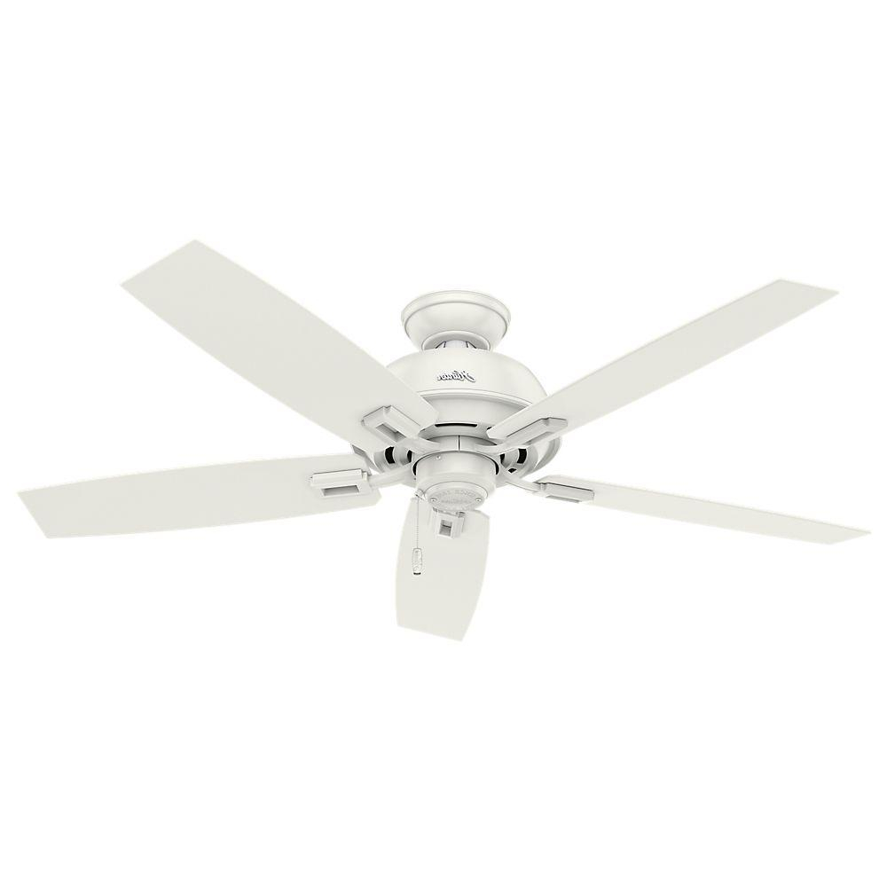 Donegan 5 Blade Ceiling Fans For Most Popular Hunter Donegan 52 In (View 5 of 20)