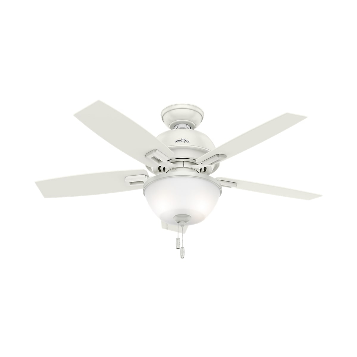 Donegan 5 Blade Led Ceiling Fans Throughout Most Current Hunter Donegan 44 Bowl (View 14 of 20)